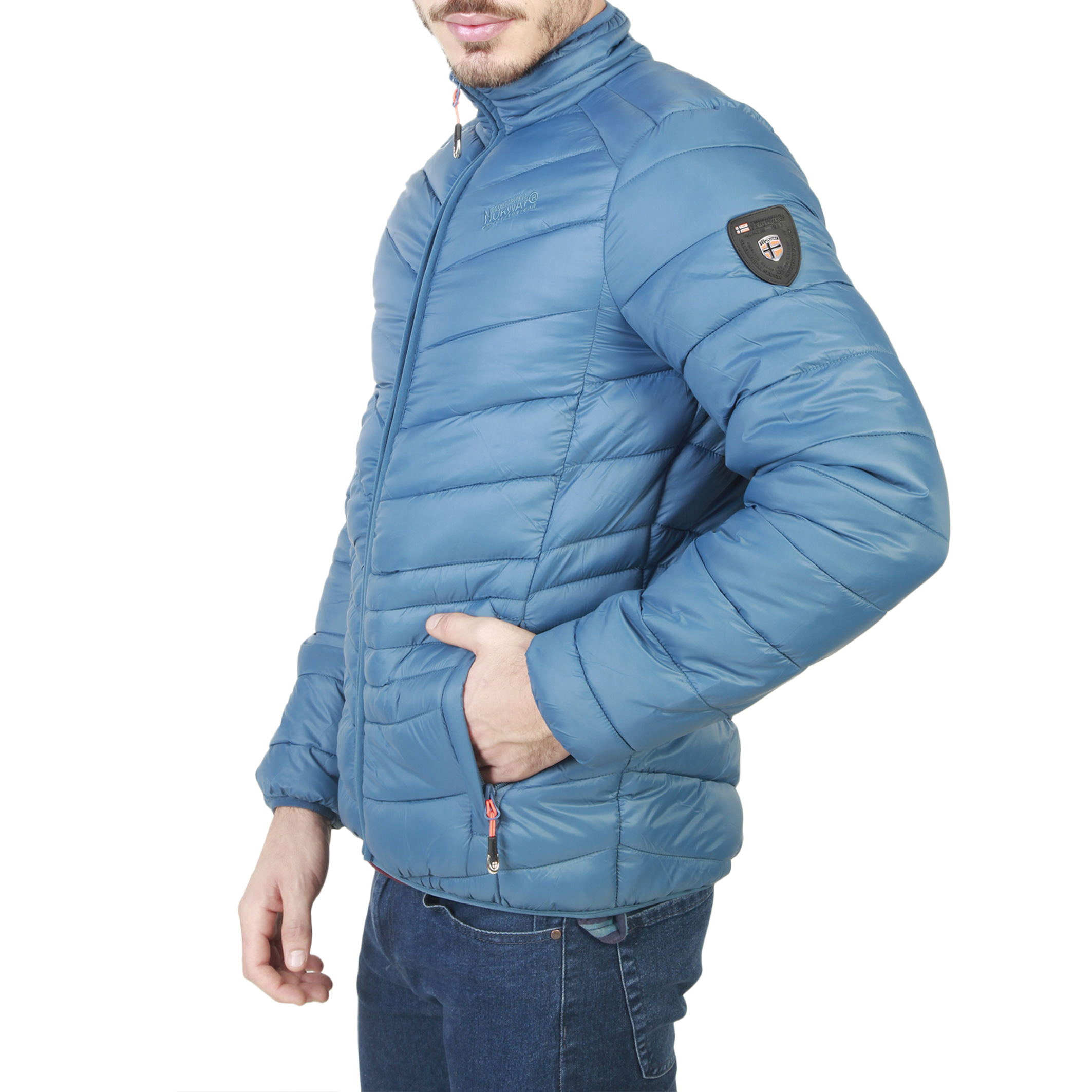 Vestes & blousons  Geographical norway Dowson_man blue