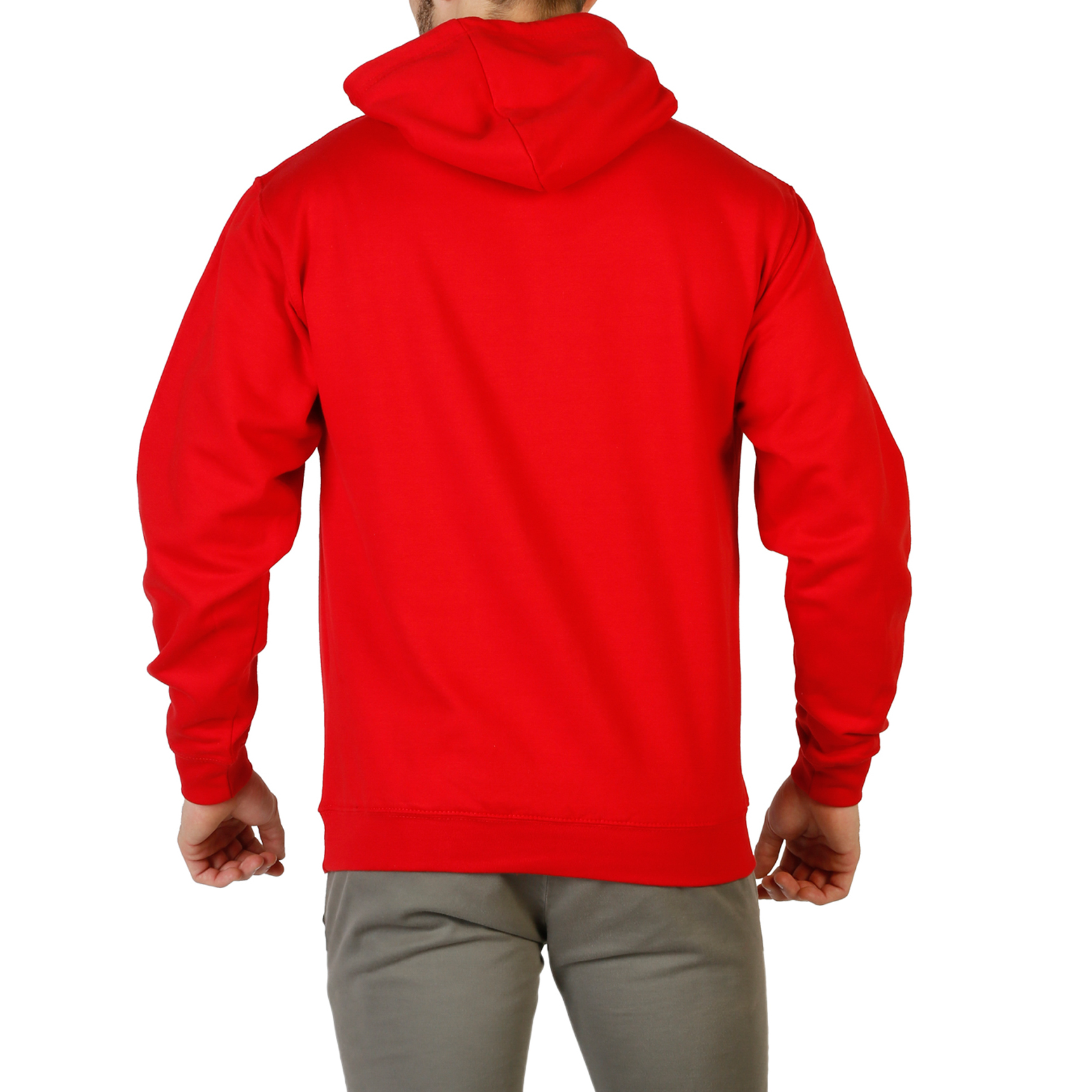 Sweatshirts  DC Comics RGMHS177 red