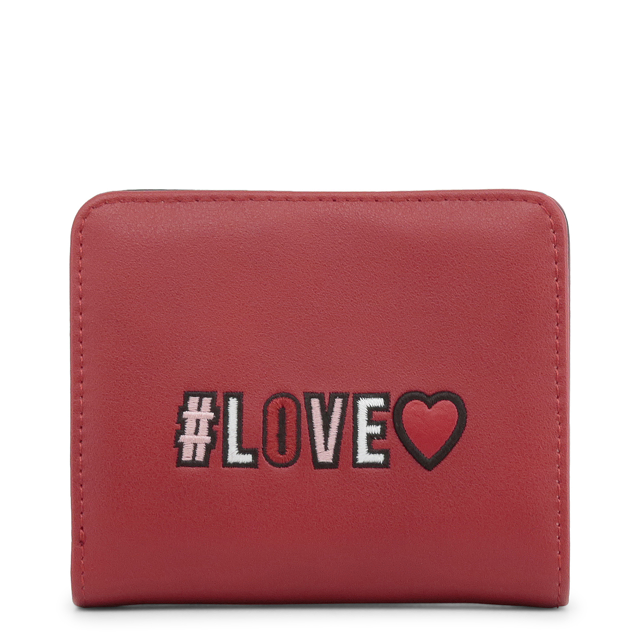 Portefeuilles / Porte-monnaie  Love moschino JC5538PP16LK red