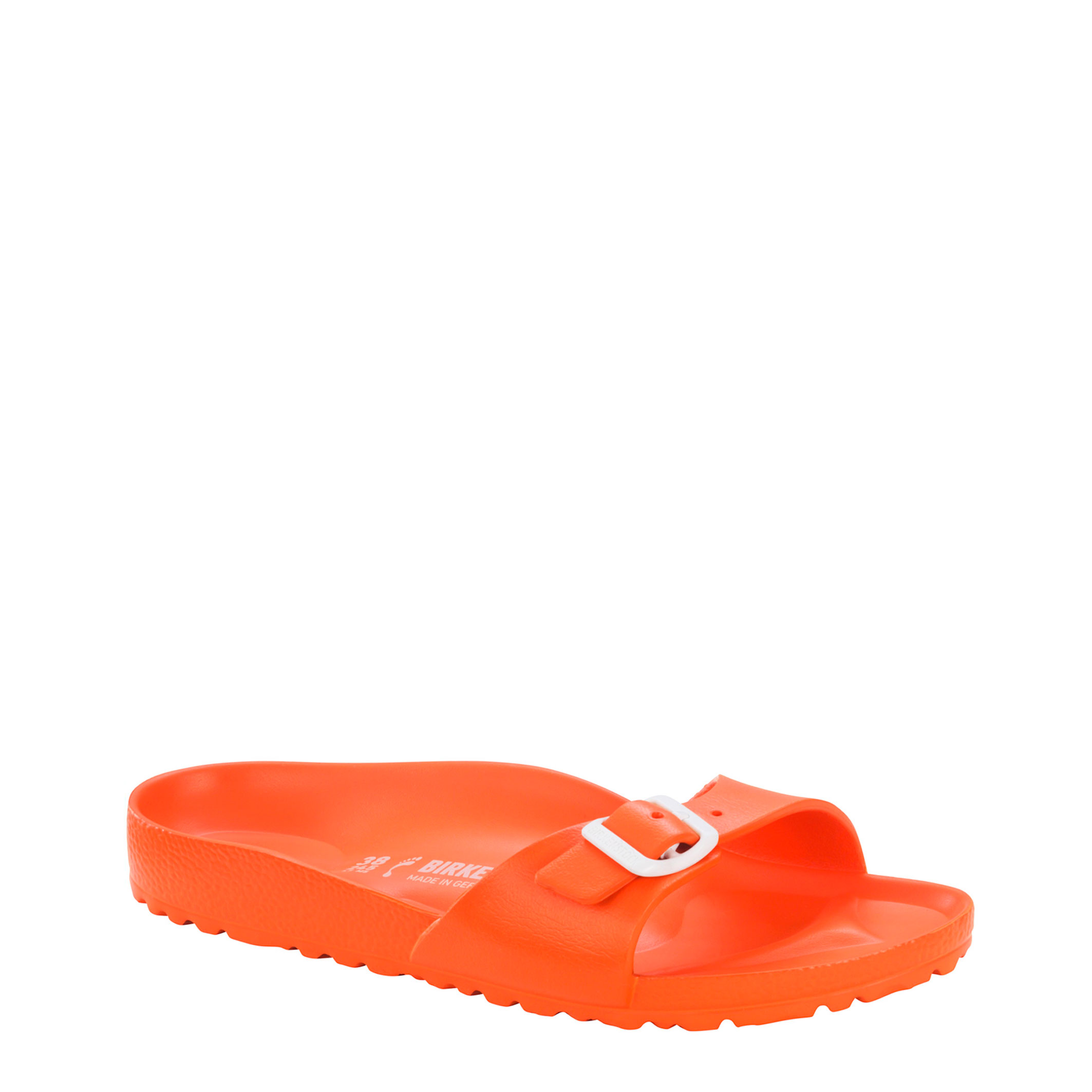 Tongs / Mules  Birkenstock MADRID-EVA orange