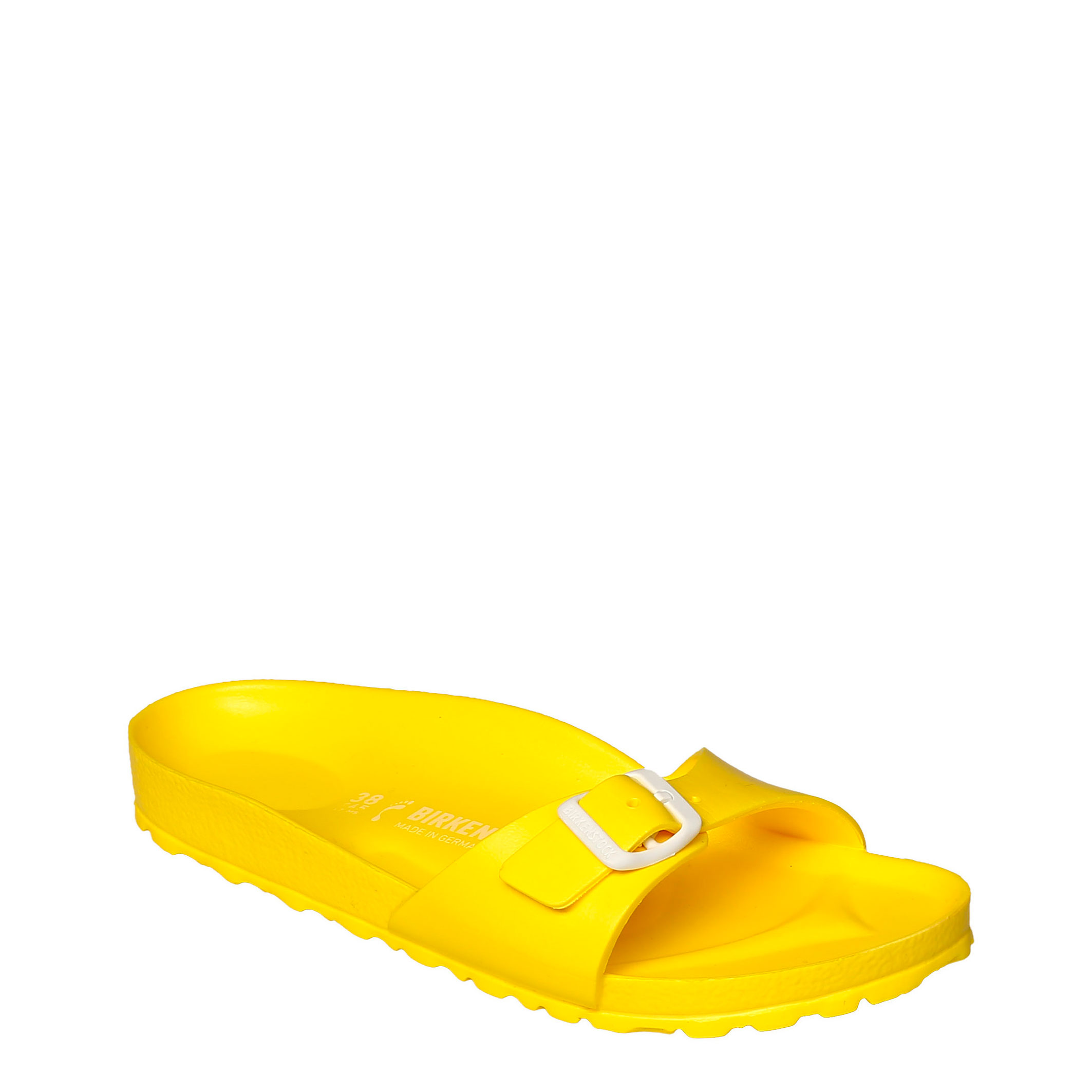 Tongs / Mules  Birkenstock MADRID-EVA yellow