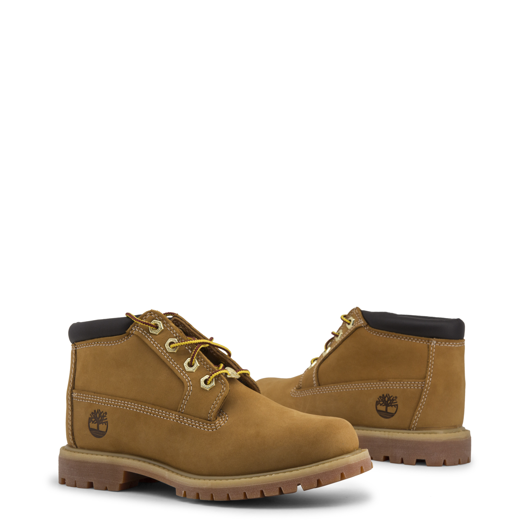 Chaussures  Timberland AF-NELLIE-DBLE brown