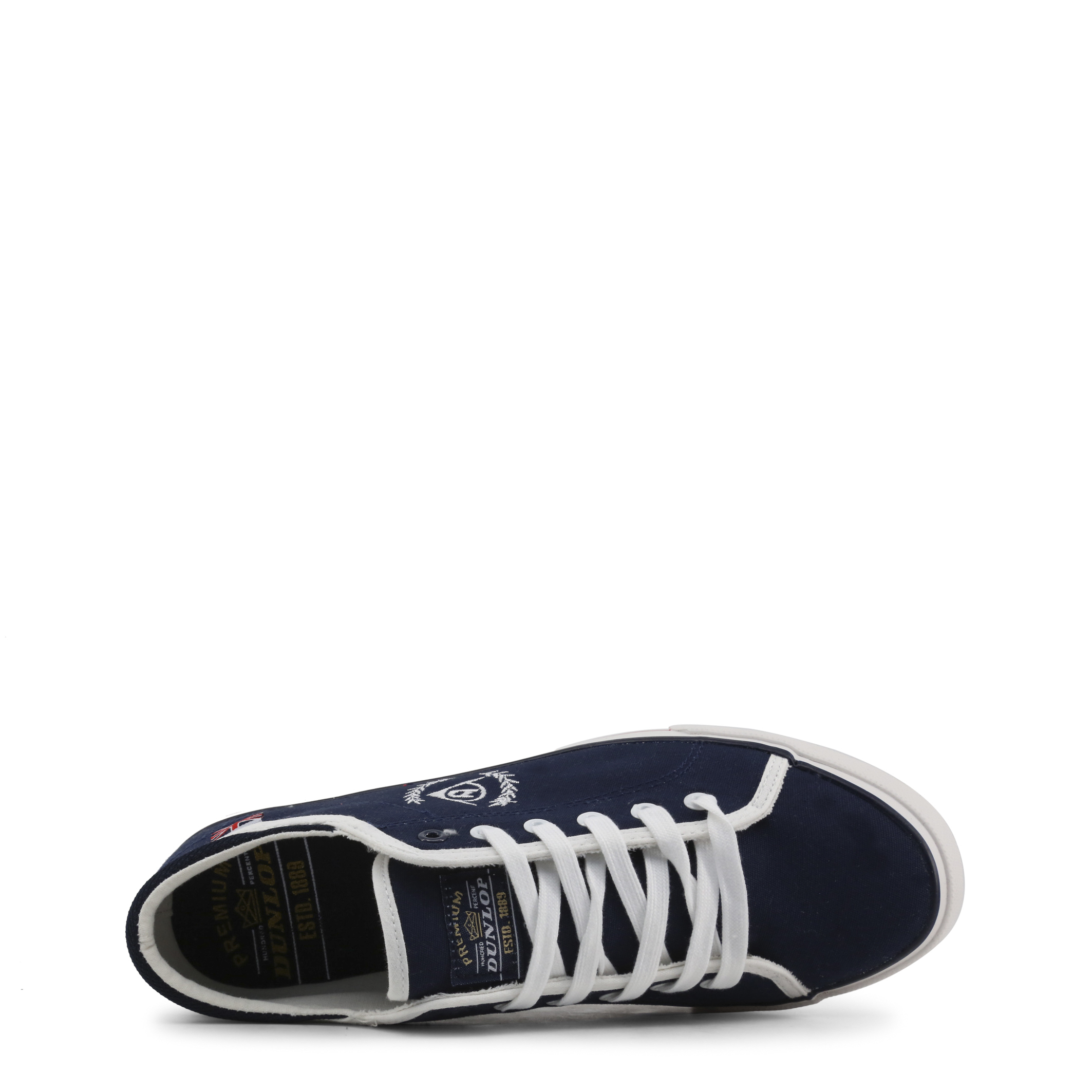 Chaussures de ville  Dunlop 35173 blue