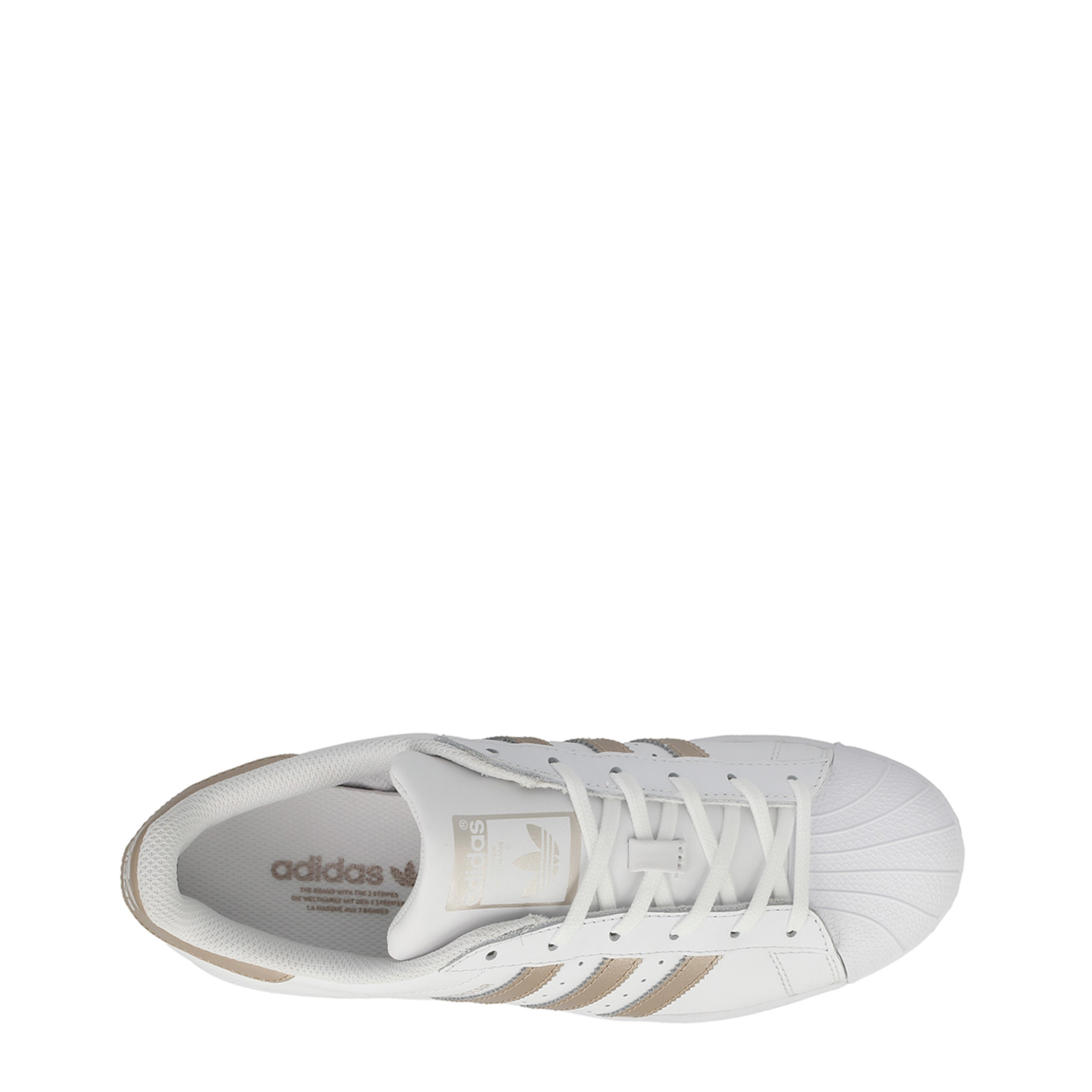 Baskets / Sneakers  Adidas Superstar white