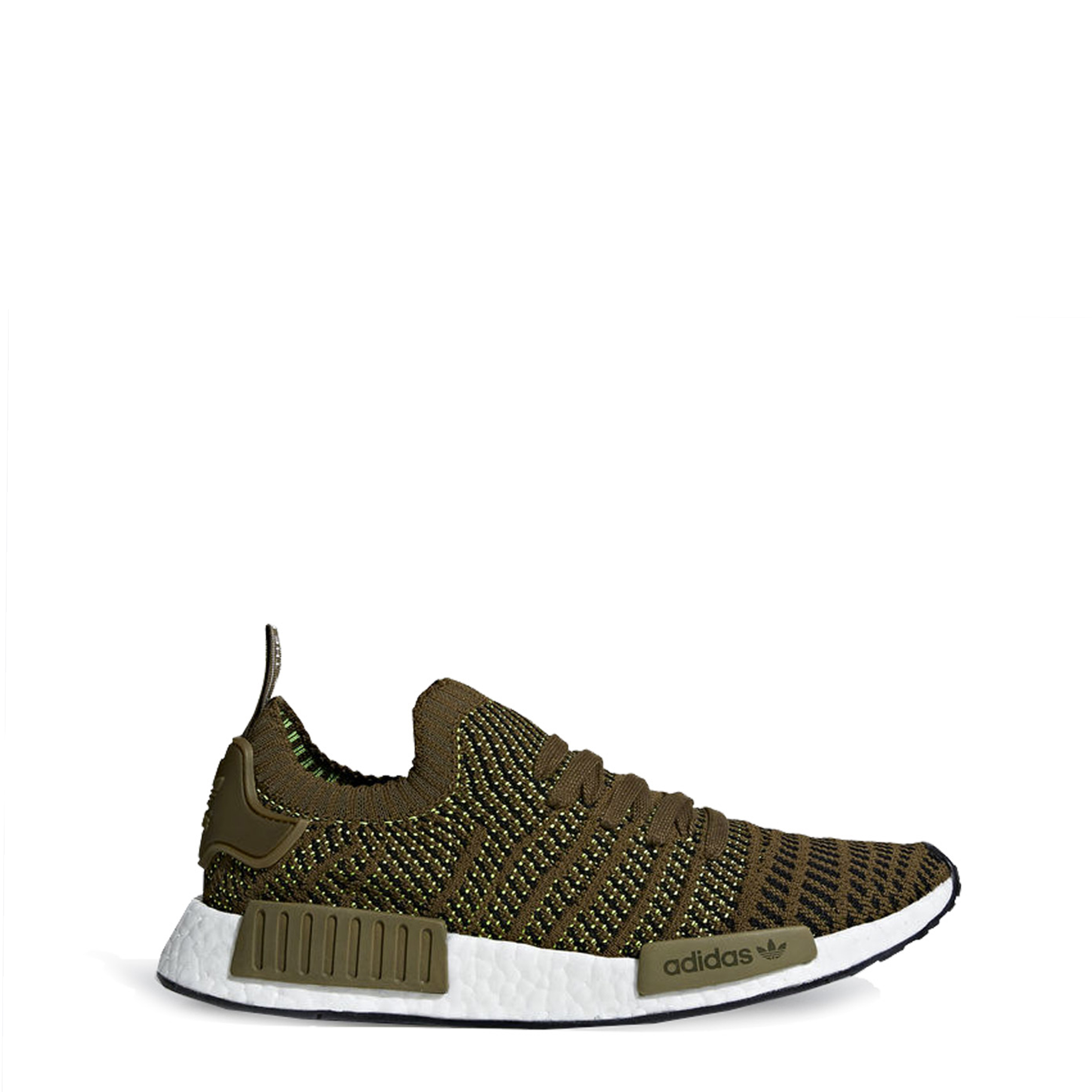Baskets / Sport  Adidas NMD-R1_STLT brown