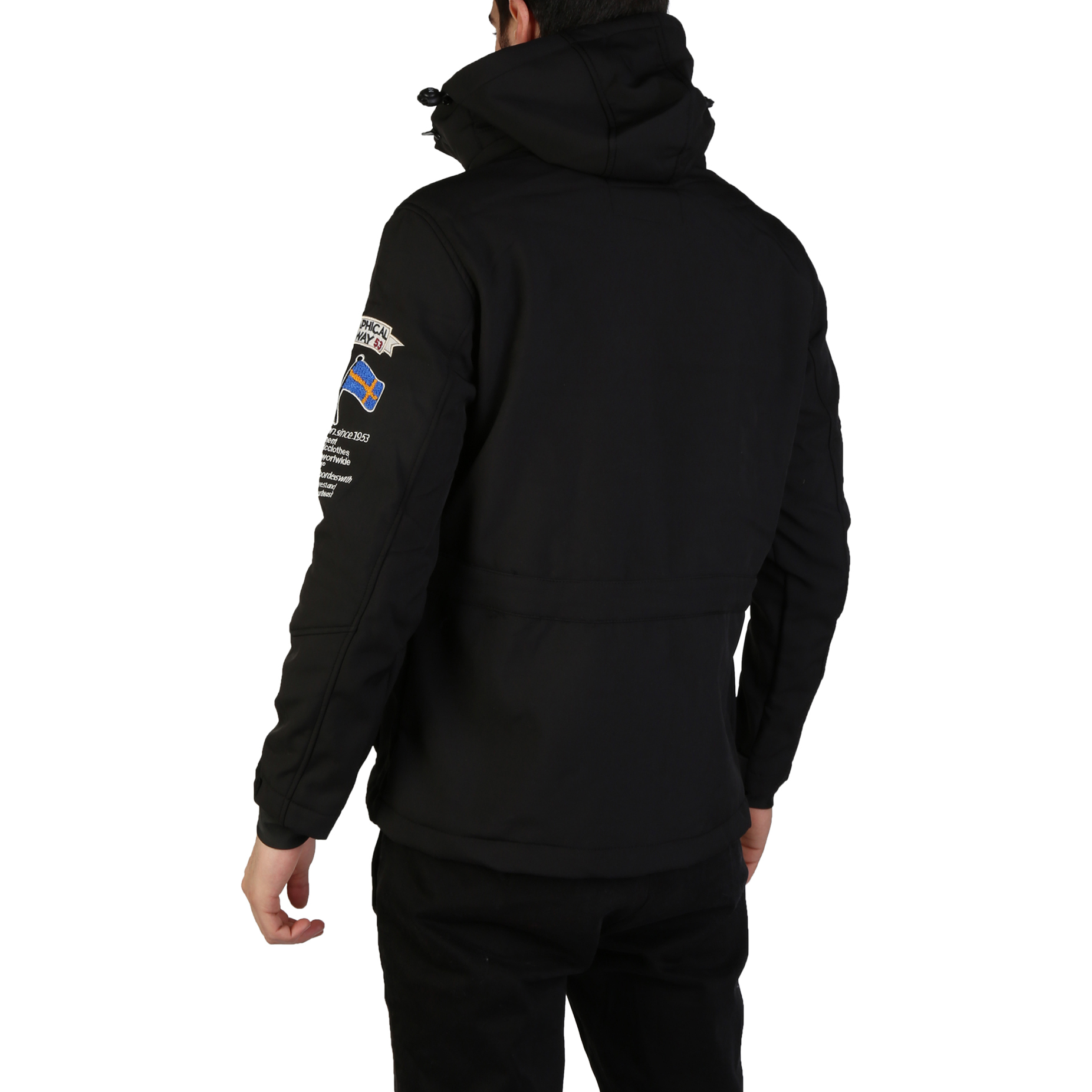 Vestes & blousons  Geographical norway Target_man black
