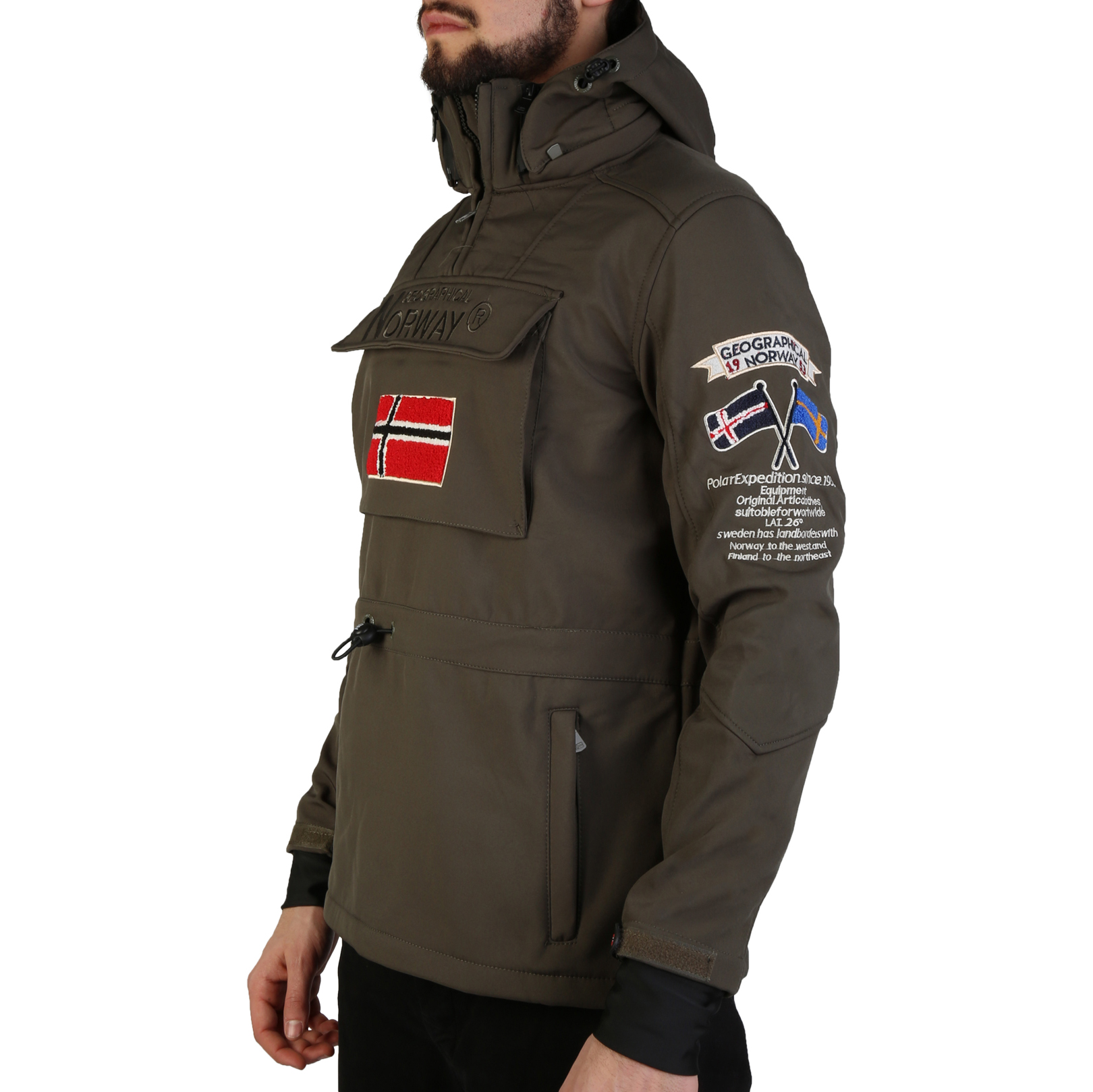 Vestes & blousons  Geographical norway Target_man green