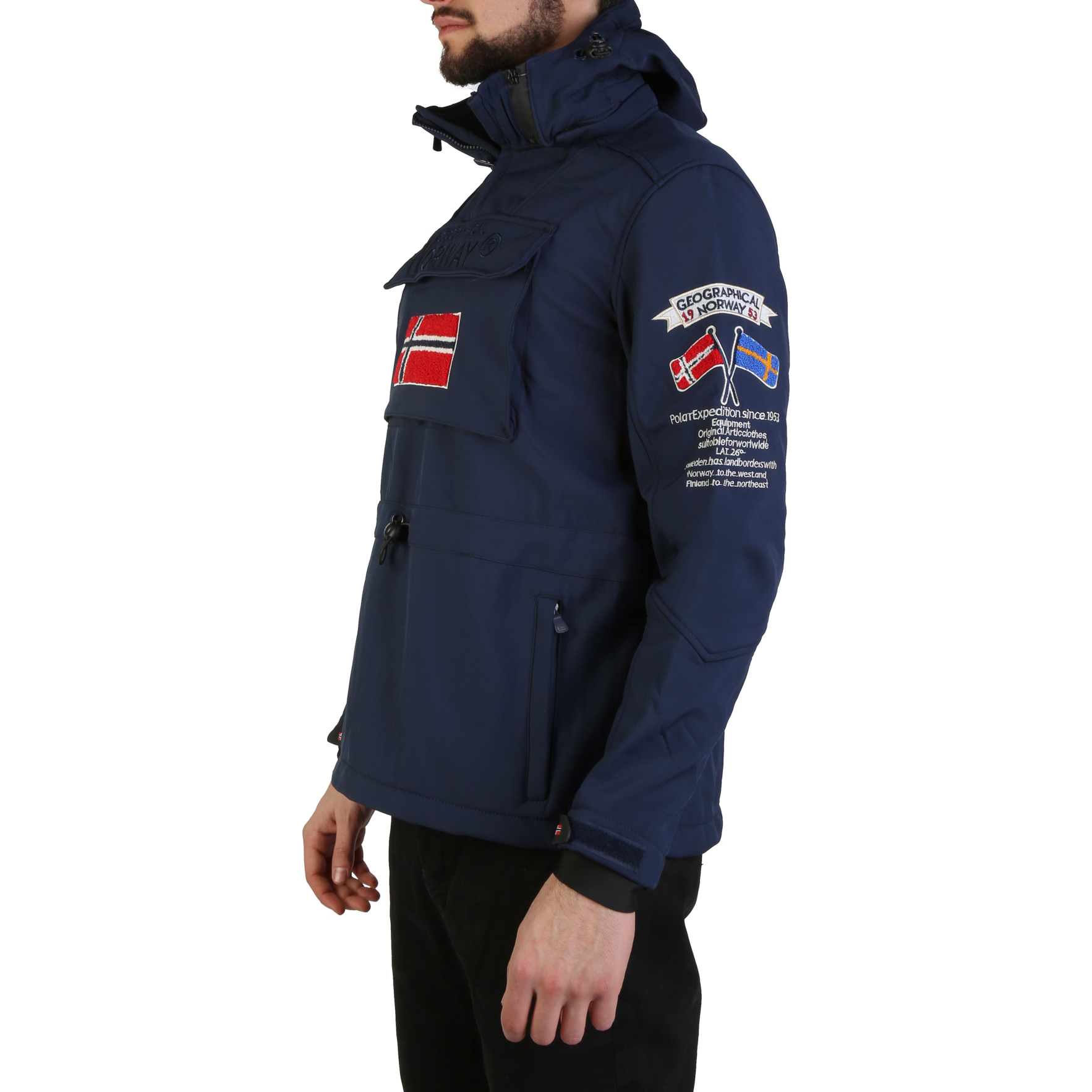 Vestes & blousons  Geographical norway Target_man blue
