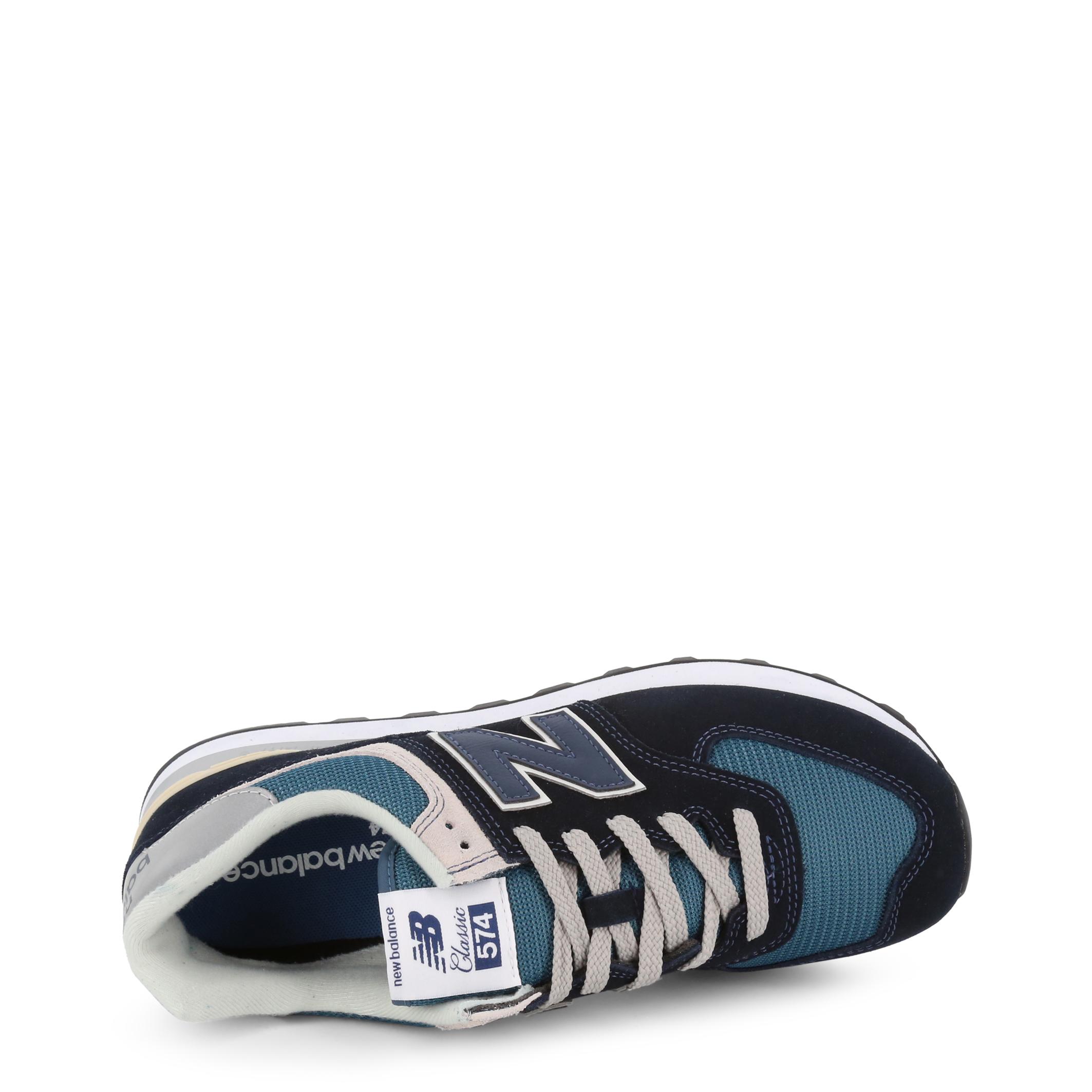 Baskets / Sport  New balance ML574 blue