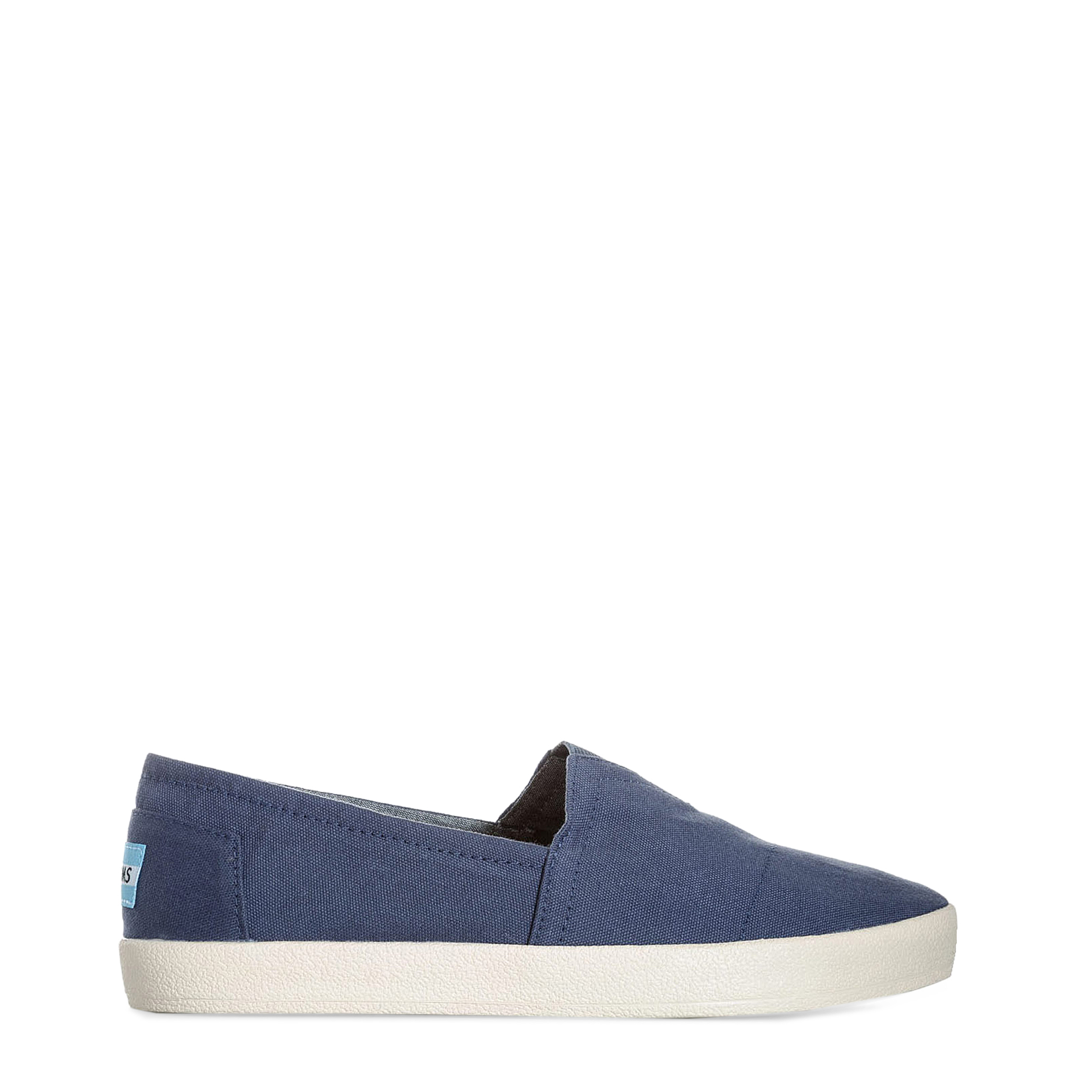 Tongs / Mules  TOMS CANVAS-NEWOS_10007052 blue