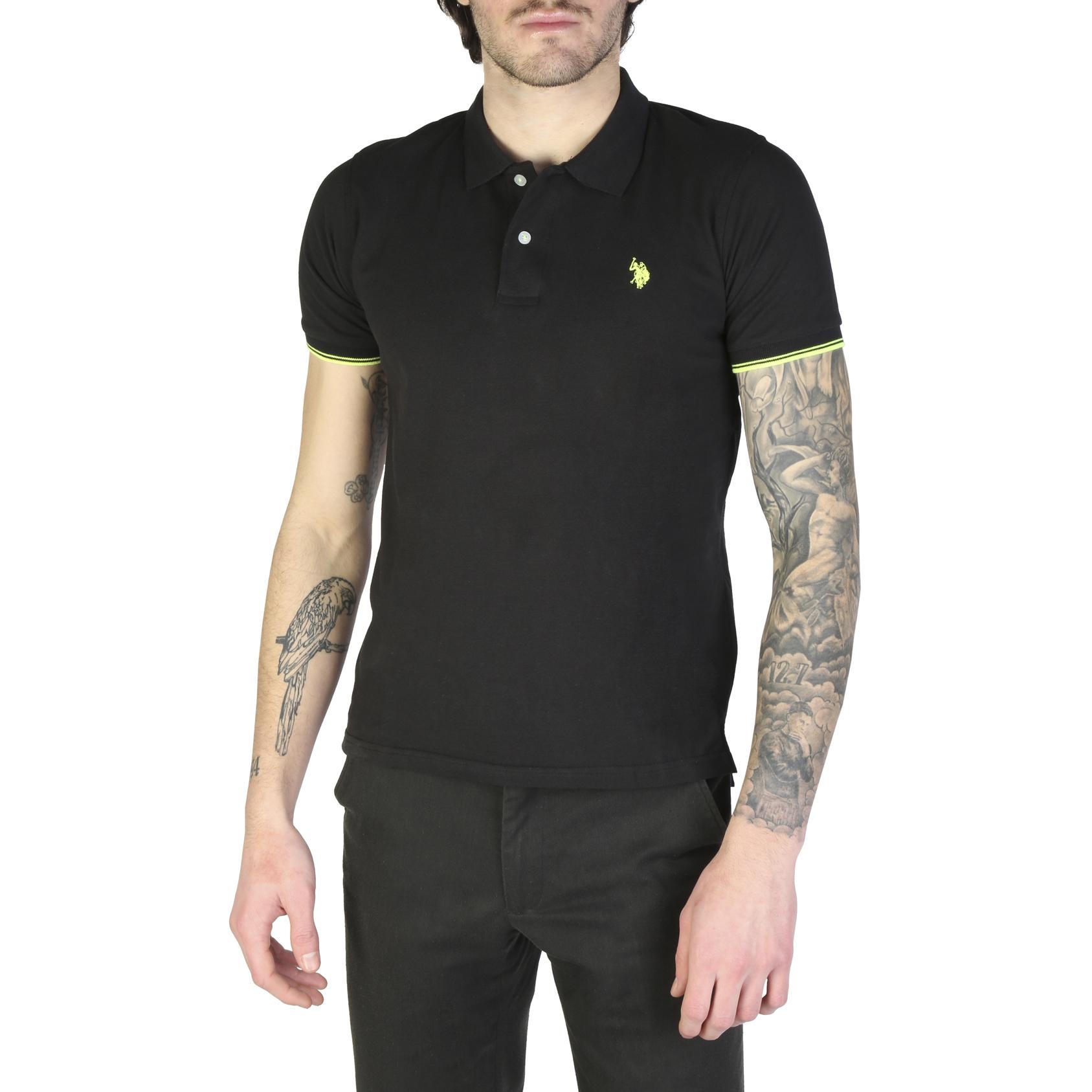 Chemises manches courtes  U.S. Polo 52432_41029 black
