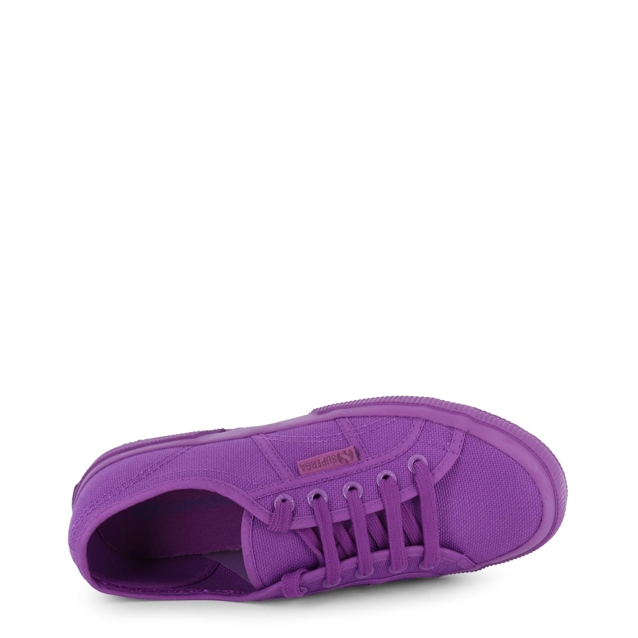 Chaussures de ville  Superga 2750-COTU-CLASSIC violet