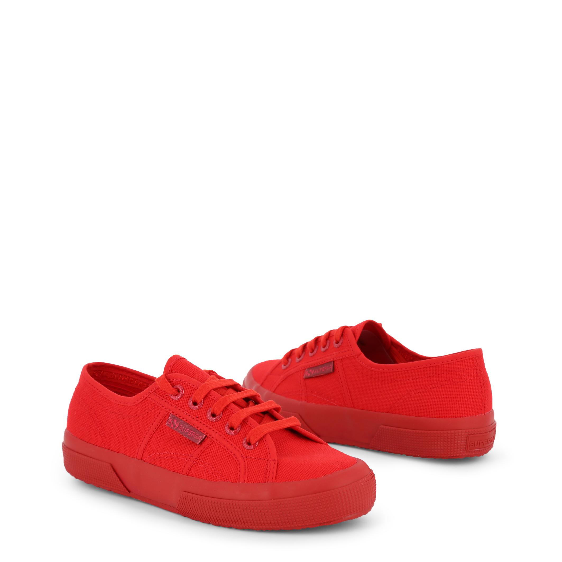 Chaussures de ville  Superga 2750-COTU-CLASSIC red