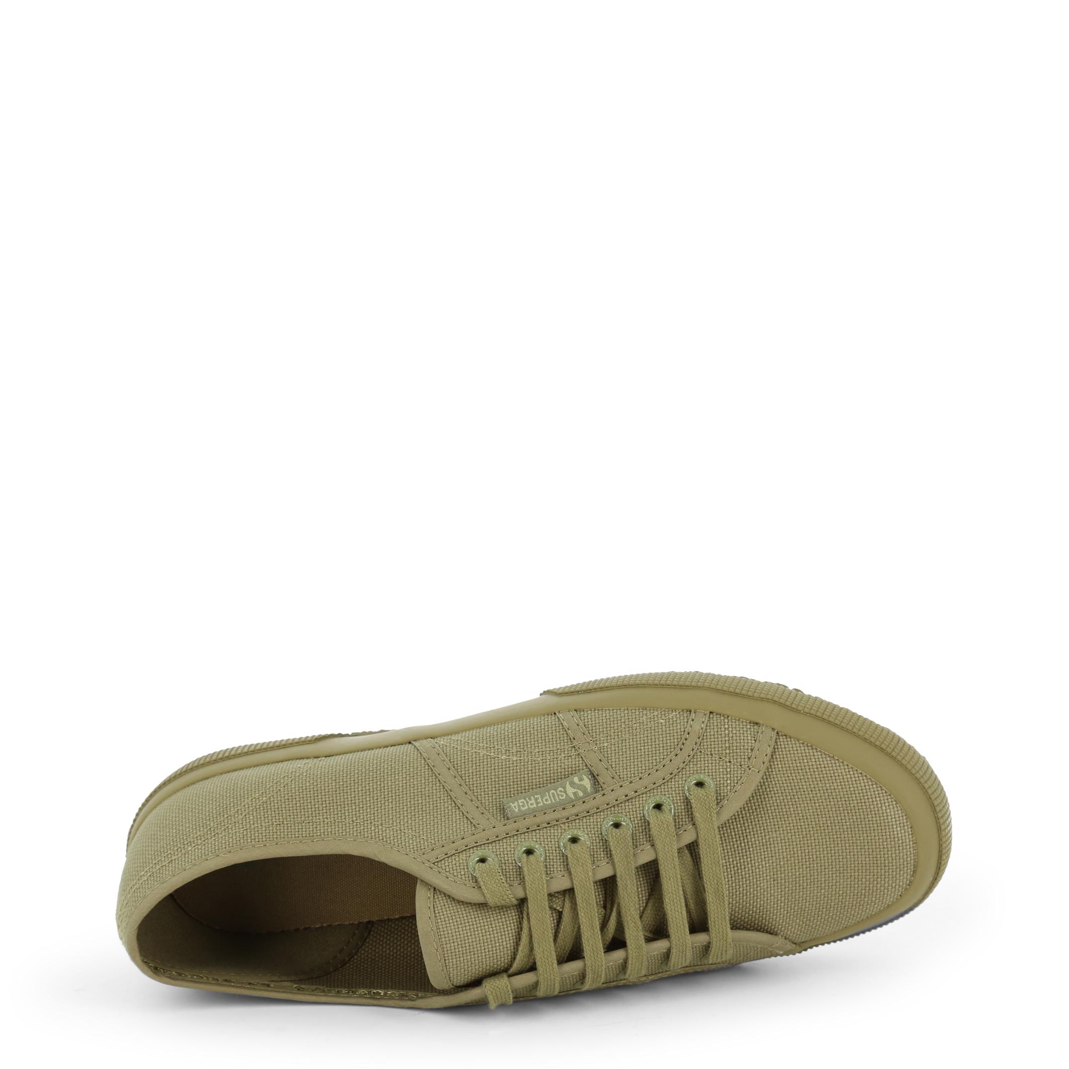 Chaussures de ville  Superga 2750-COTU-CLASSIC green
