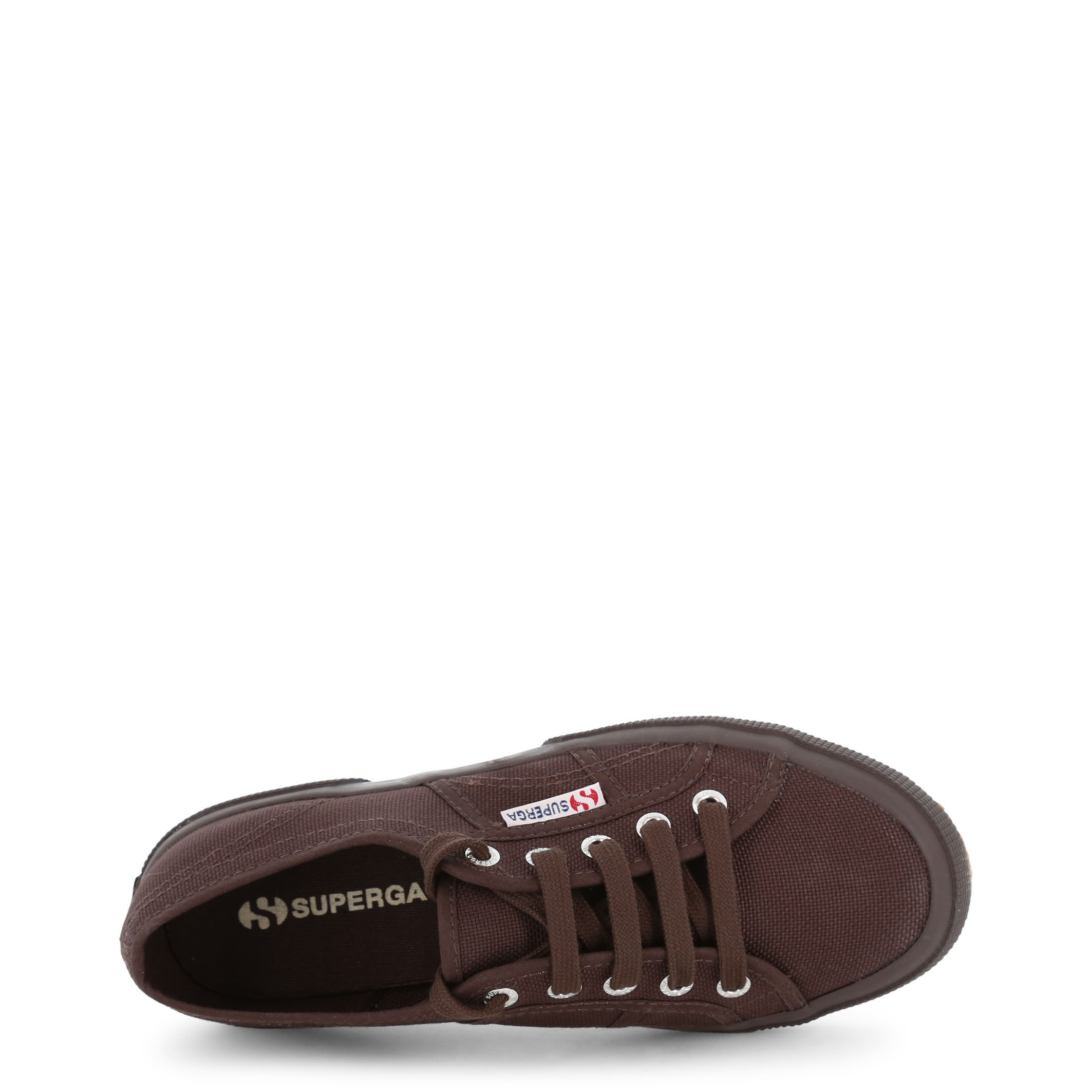 Chaussures de ville  Superga 2750-COTU-CLASSIC brown