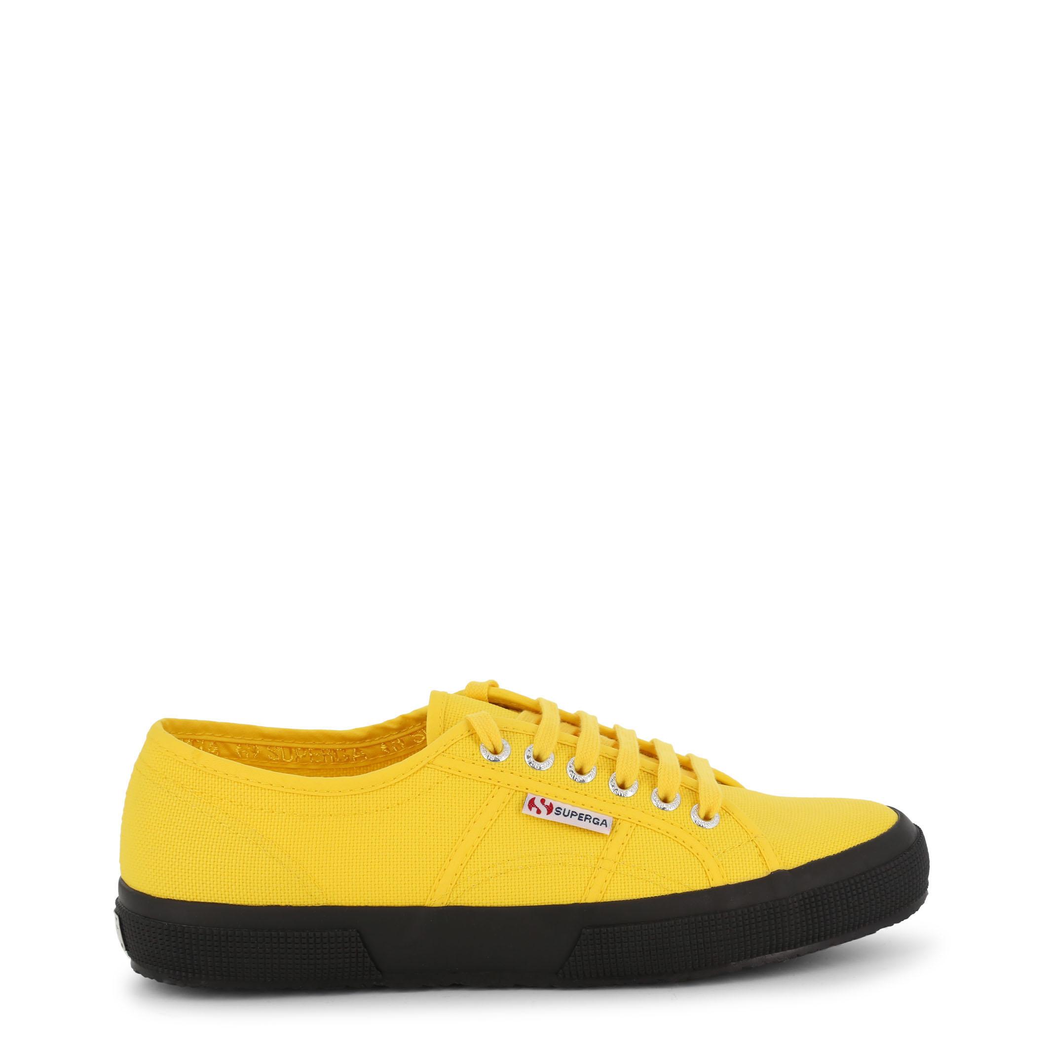 Chaussures de ville  Superga 2750-COTU-CLASSIC yellow