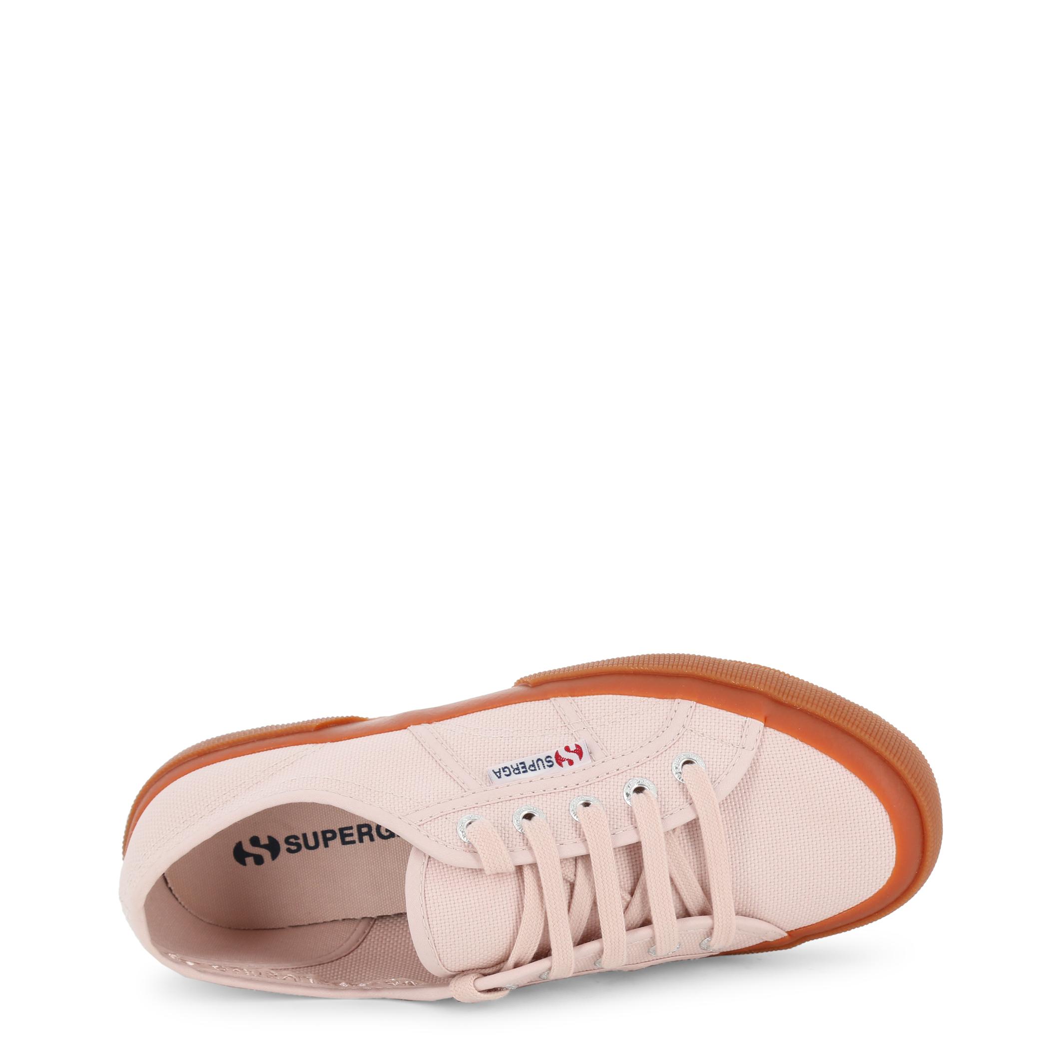 Chaussures de ville  Superga 2750-COTU-CLASSIC pink
