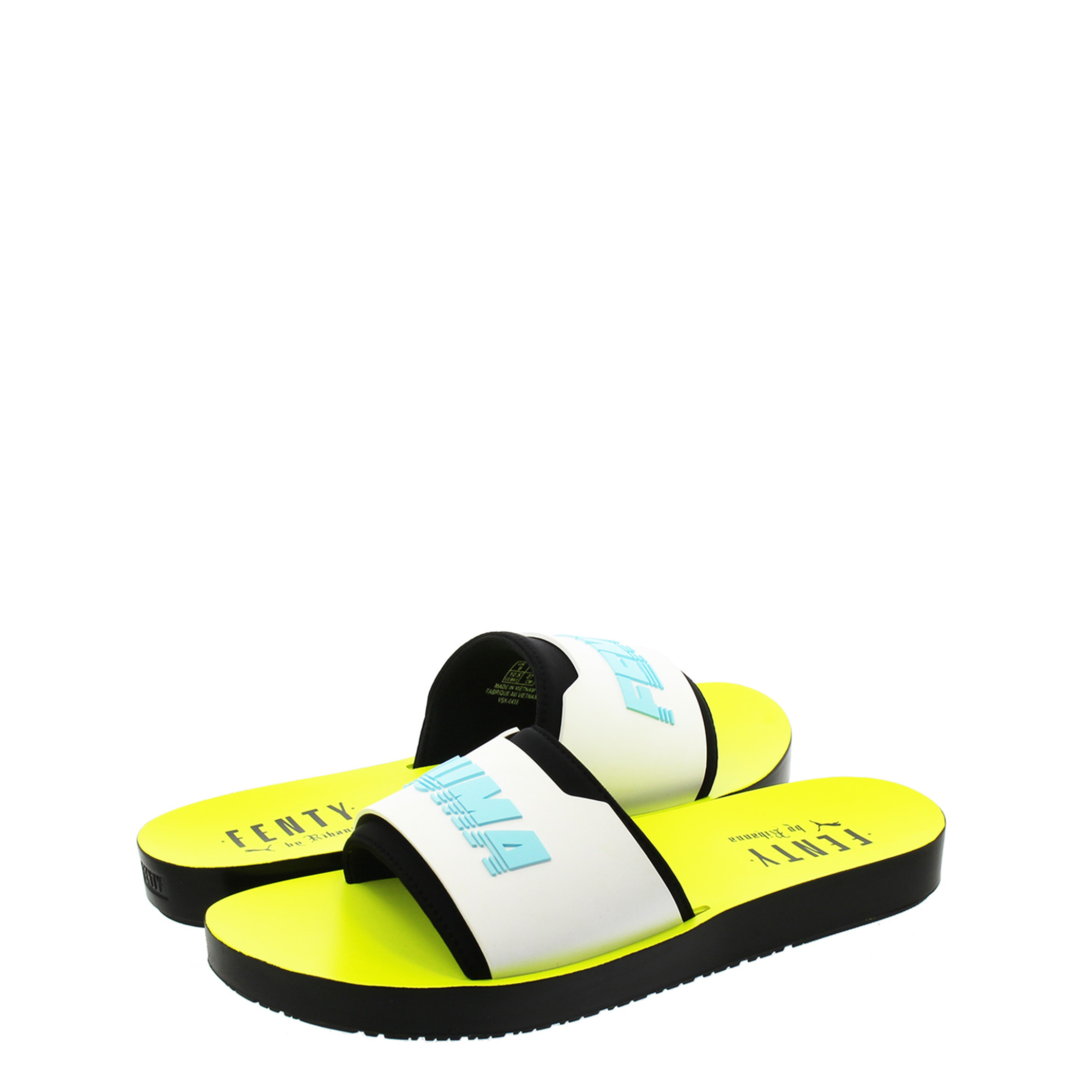 Tongs / Mules  Puma 367747 yellow