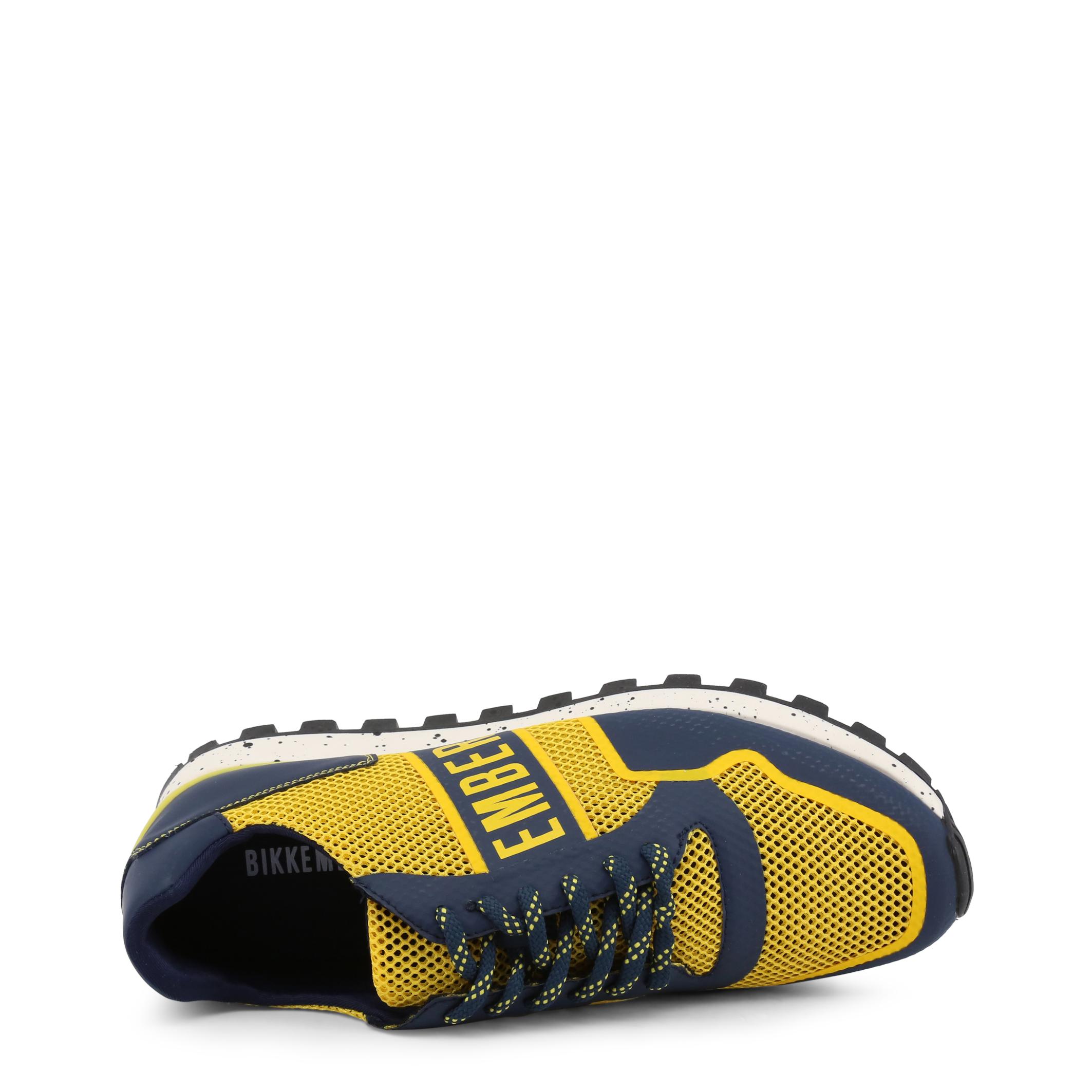 Baskets / Sport  Bikkembergs FEND-ER_2084 yellow