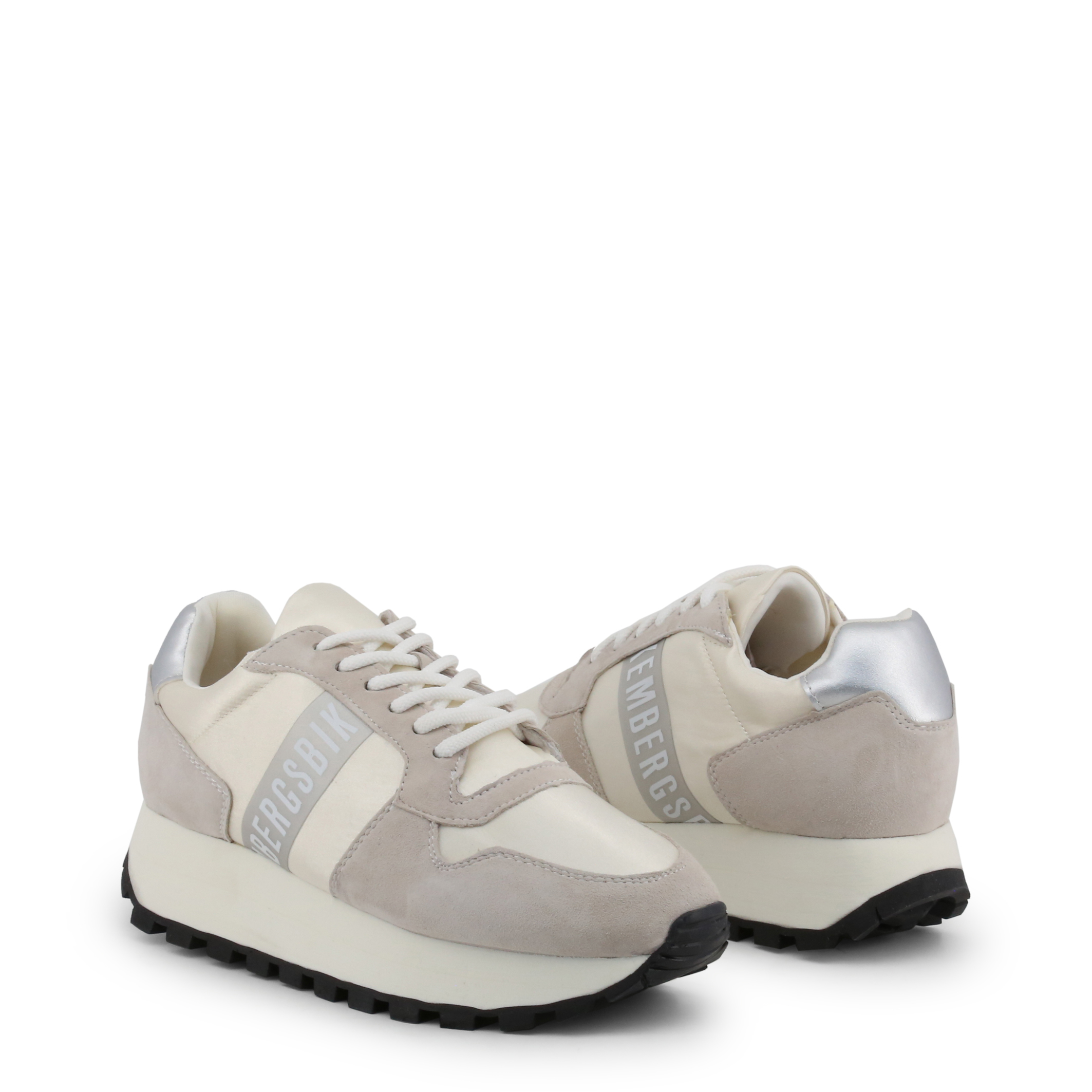 Baskets / Sneakers  Bikkembergs FEND-ER_2087 white