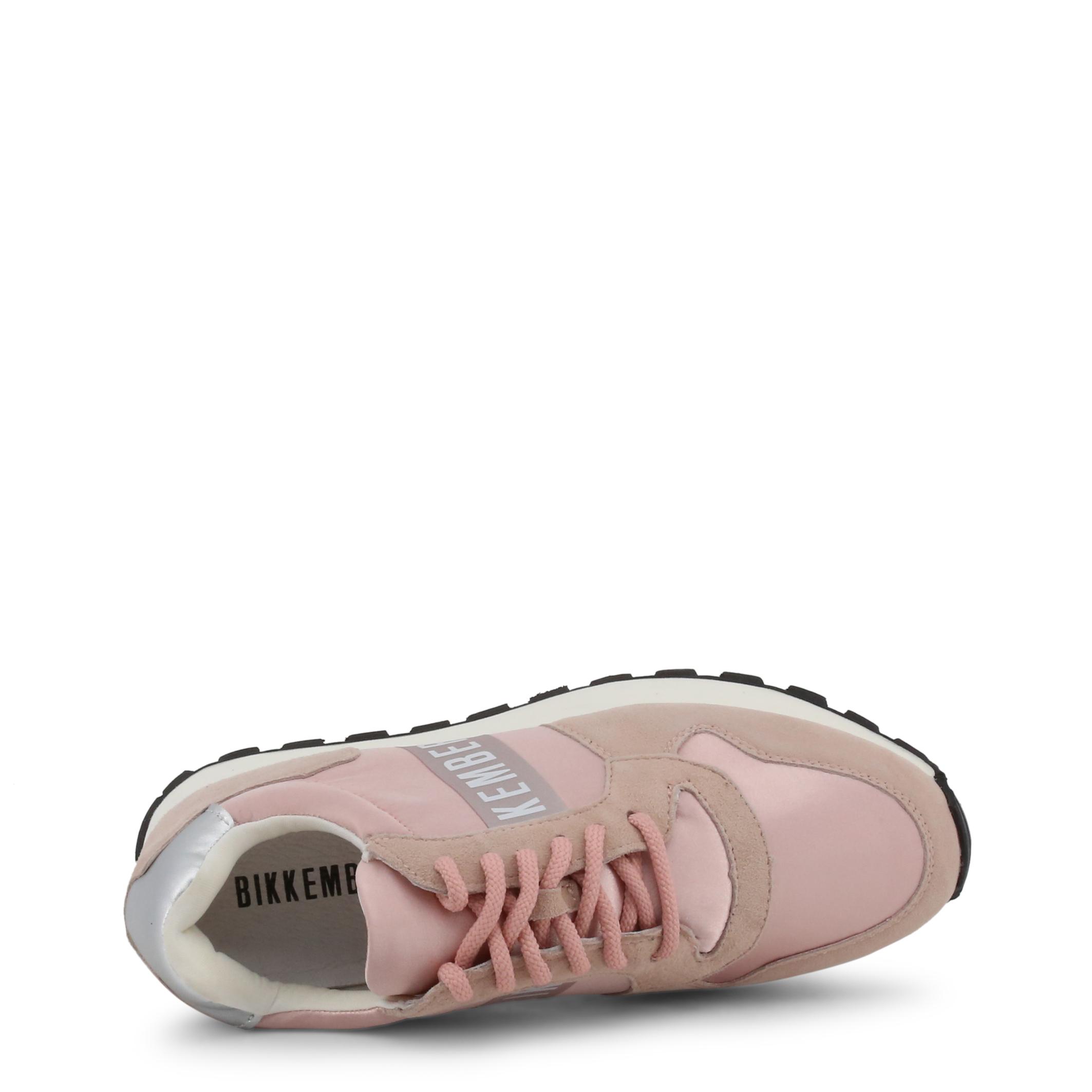 Baskets / Sneakers  Bikkembergs FEND-ER_2087 pink