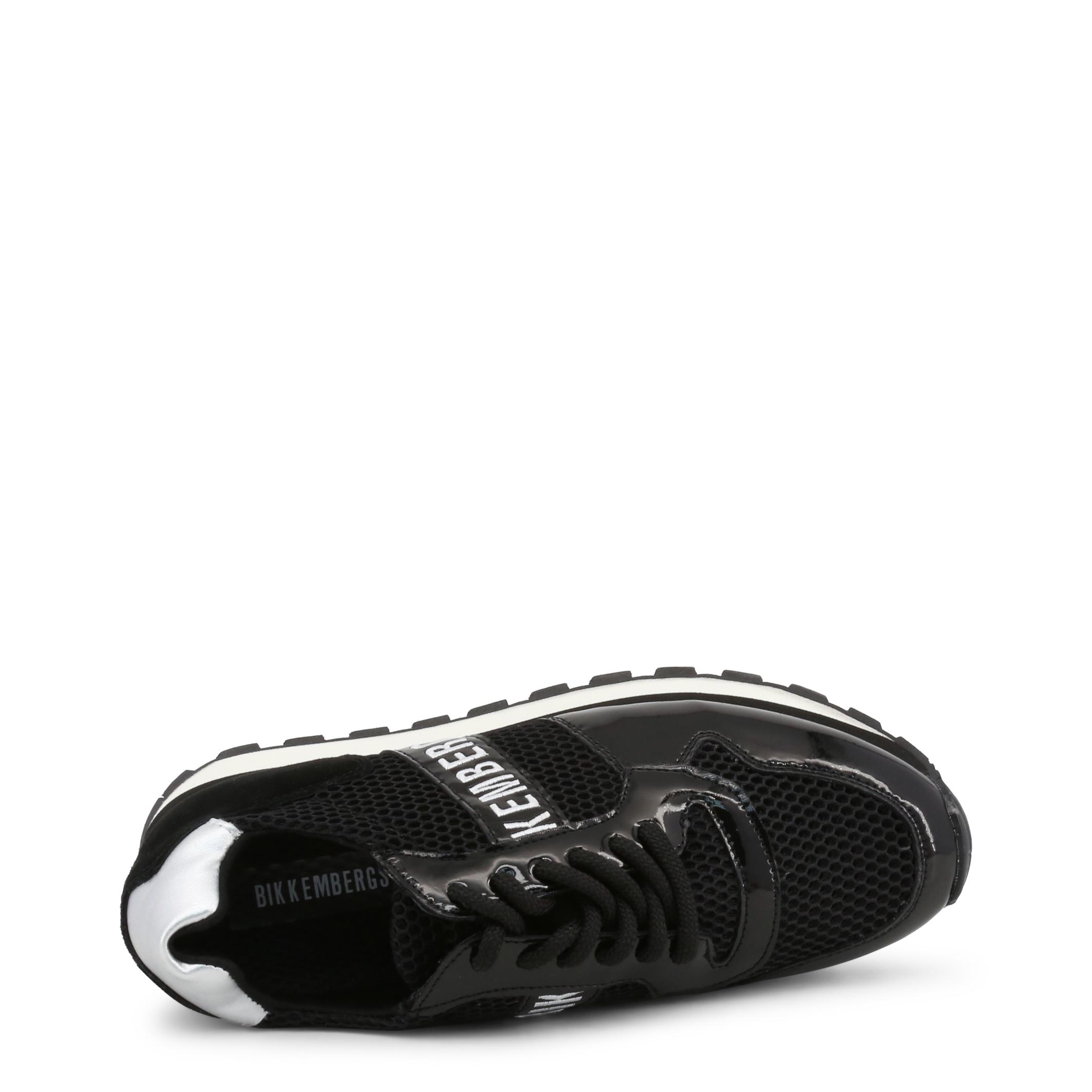 Baskets / Sneakers  Bikkembergs FEND-ER_2087-MESH black