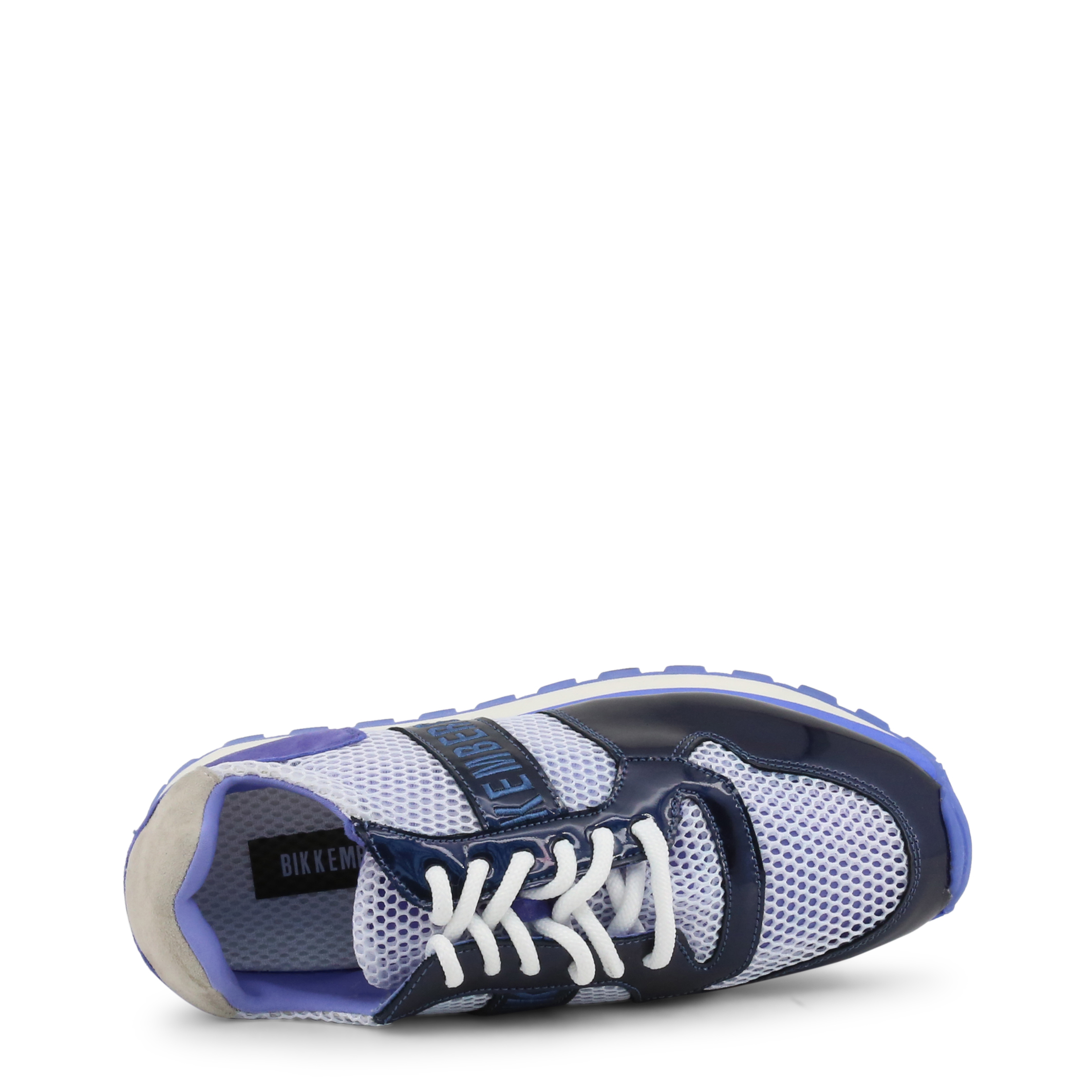 Baskets / Sneakers  Bikkembergs FEND-ER_2087-MESH blue