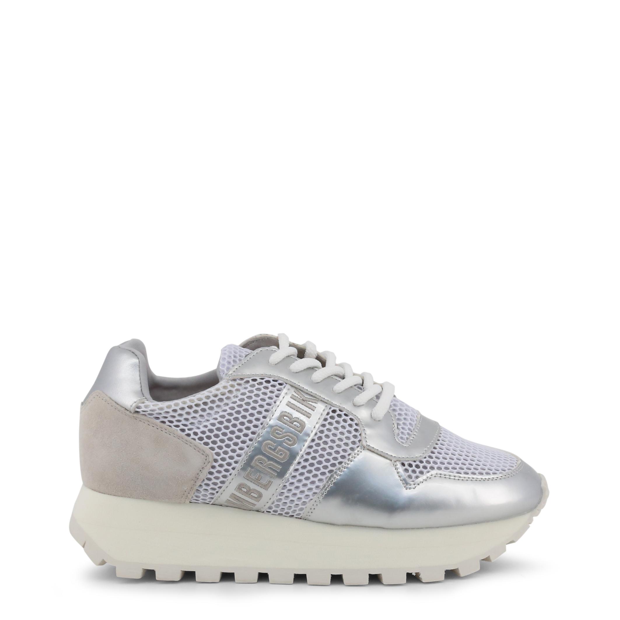 Baskets / Sneakers  Bikkembergs FEND-ER_2087-MESH white
