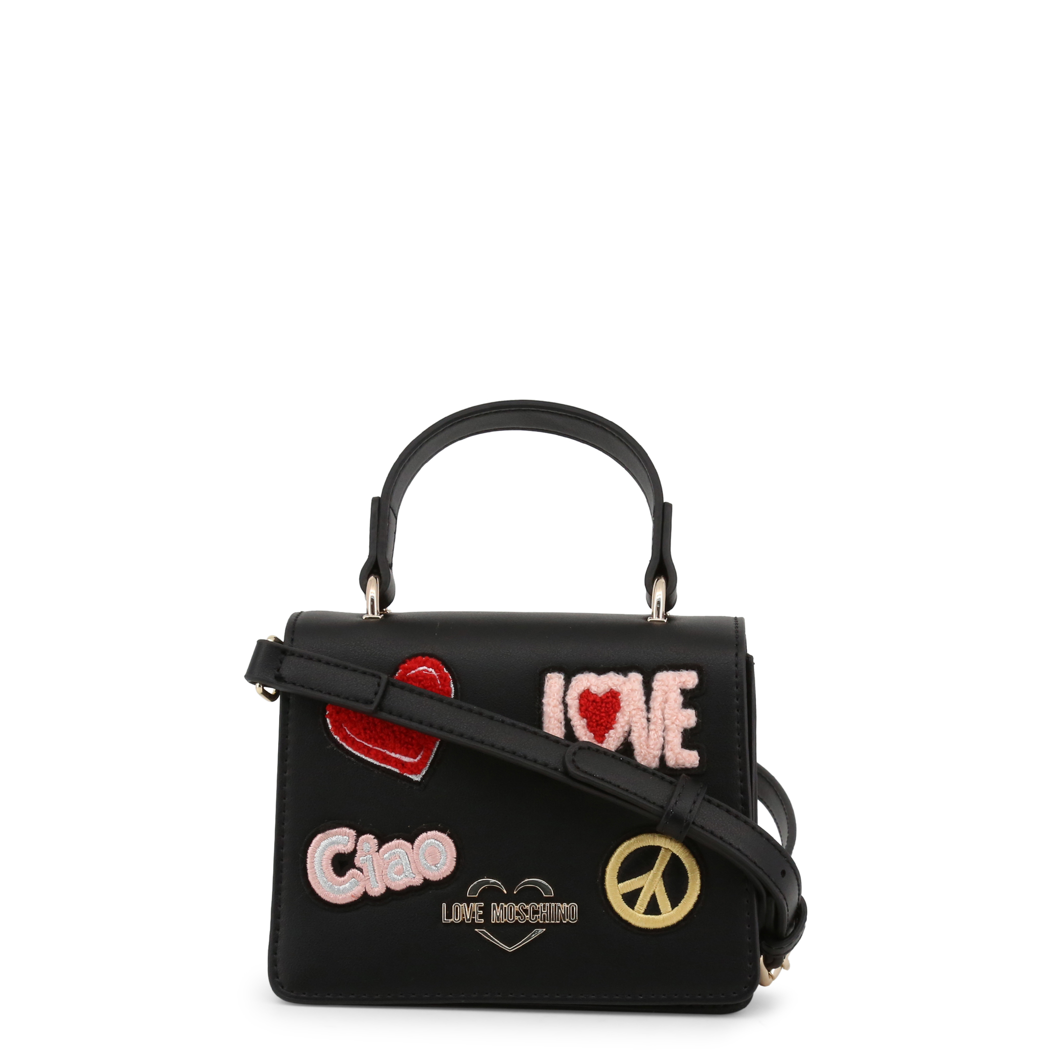 Maroquinerie  Love moschino JC4084PP17LJ black