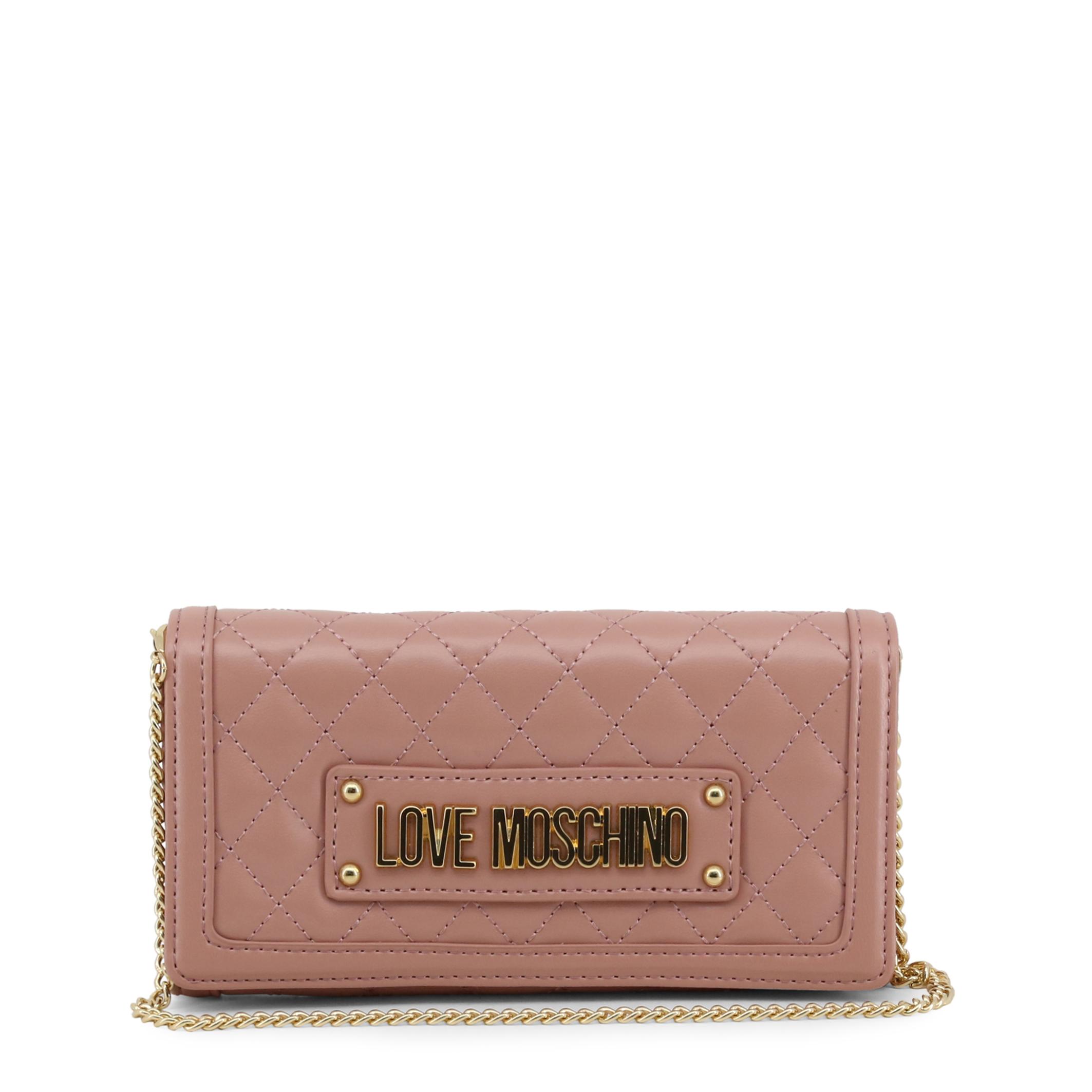 Pochettes  Love moschino JC5613PP17LA pink