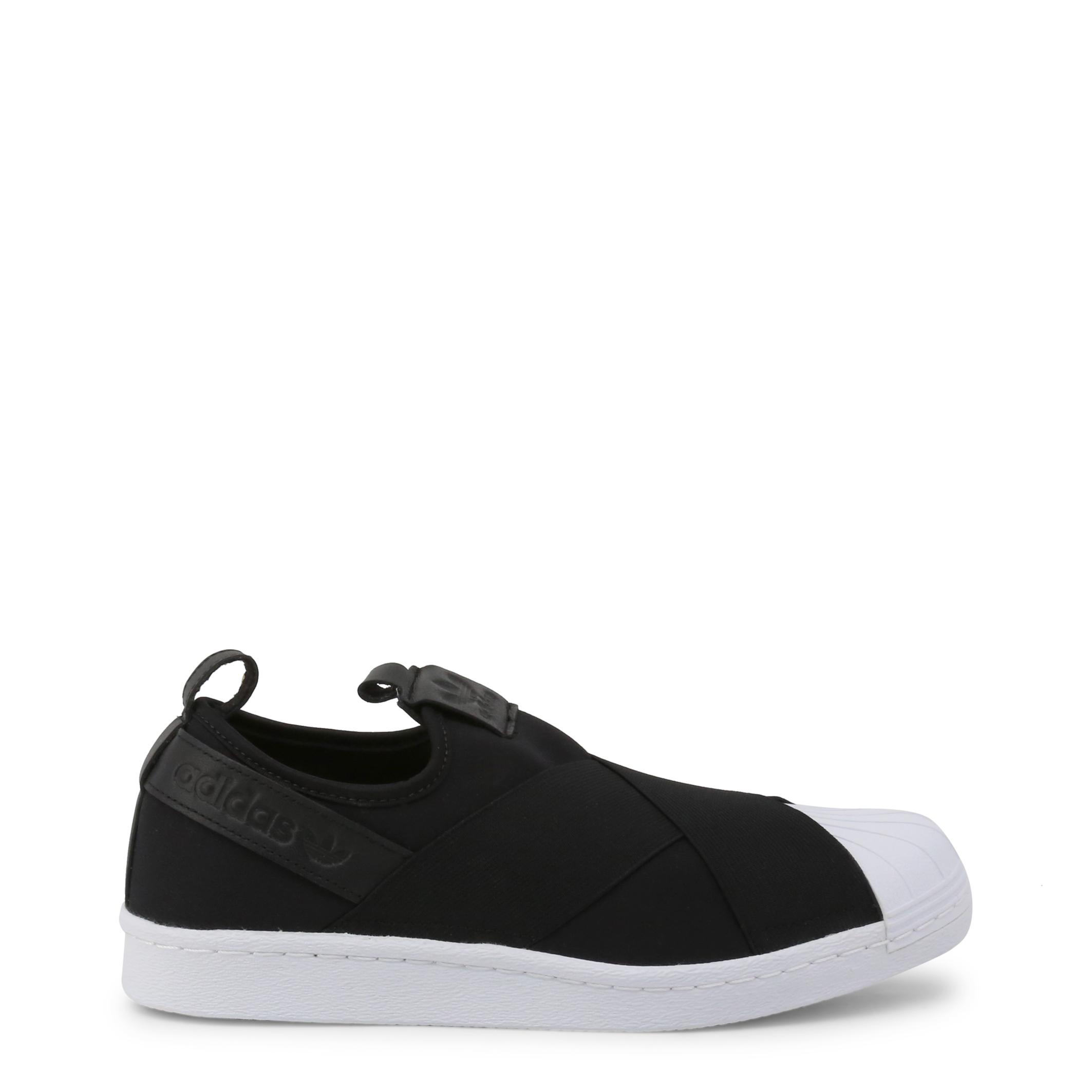 Chaussures   Adidas Superstar-Slipon black