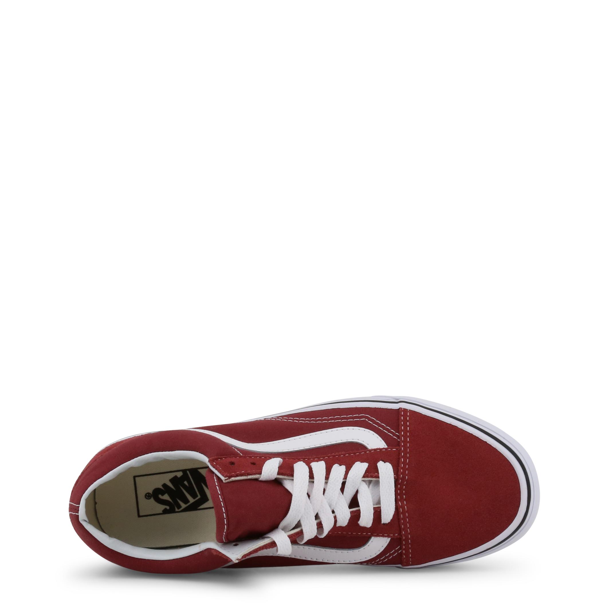 Baskets / Sport  Vans OLD-SKOOL red