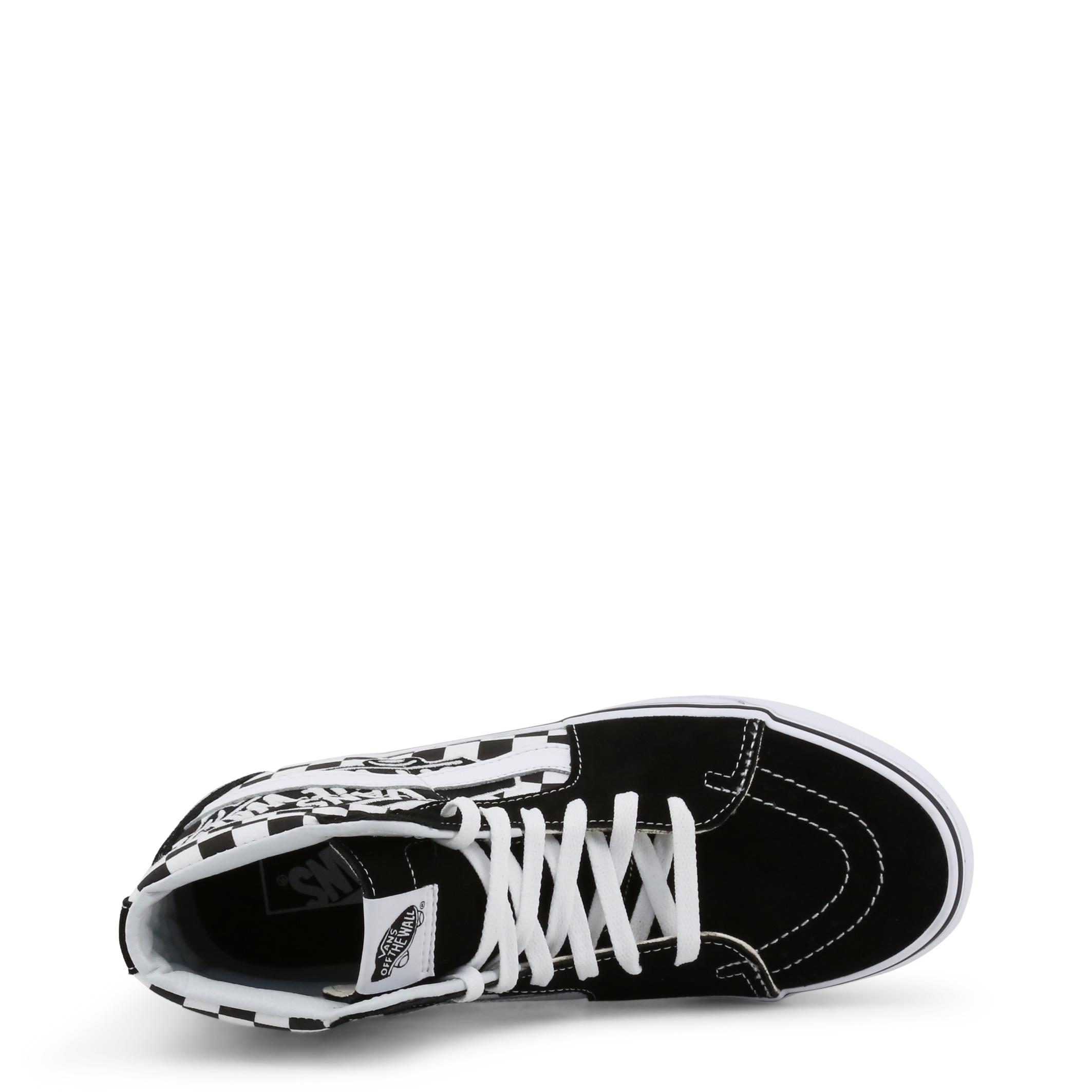 Baskets / Sport  Vans SK8-HI_VN0A38 black