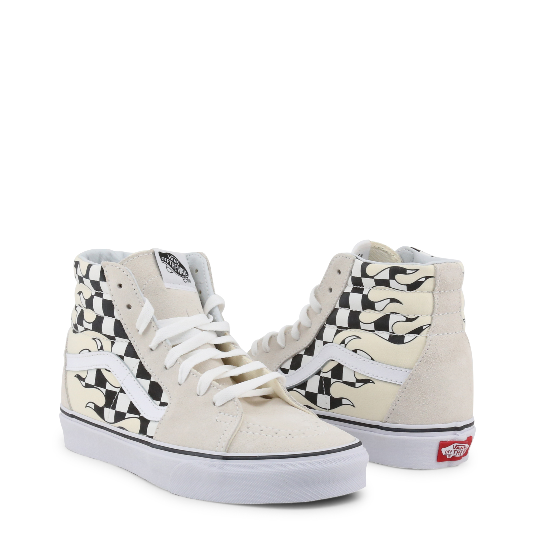 Baskets / Sport  Vans SK8-HI_VN0A38 white