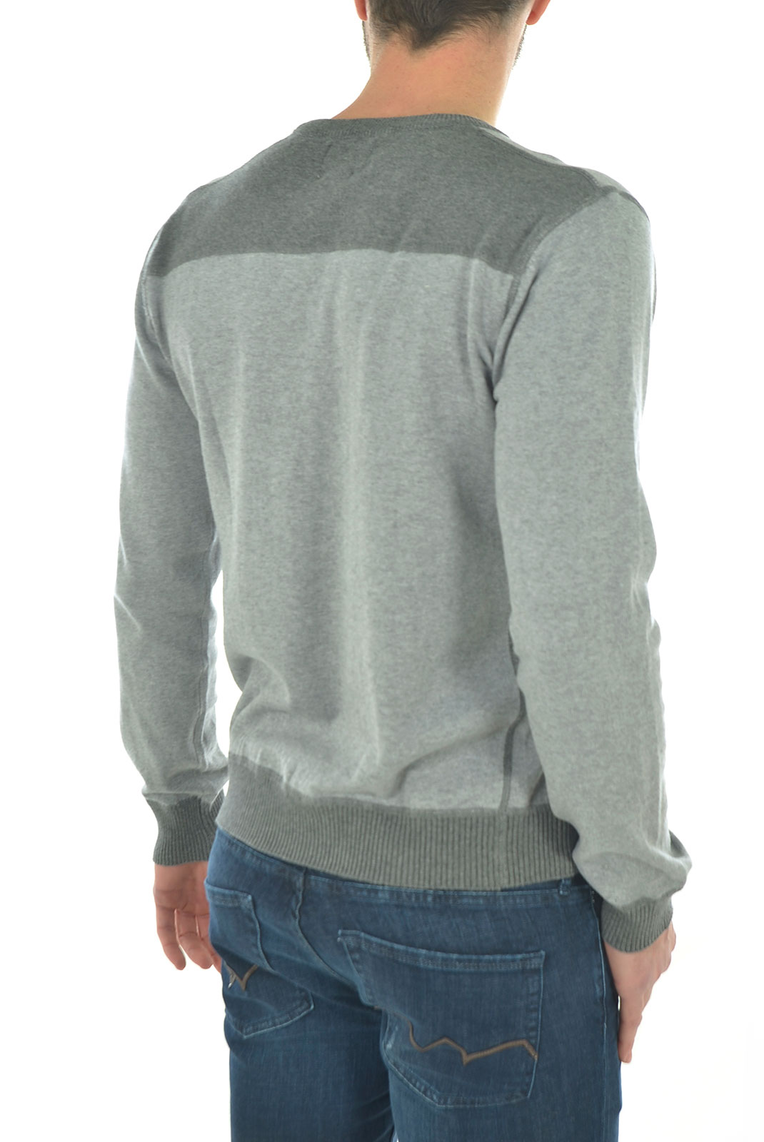 Pulls & Gilets  Biaggio jeans PRIOK GRIS CLAIR