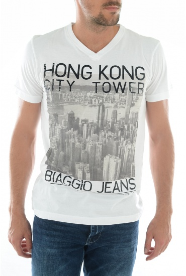 MARQUES BIAGGIO JEANS: HONGKONGOS