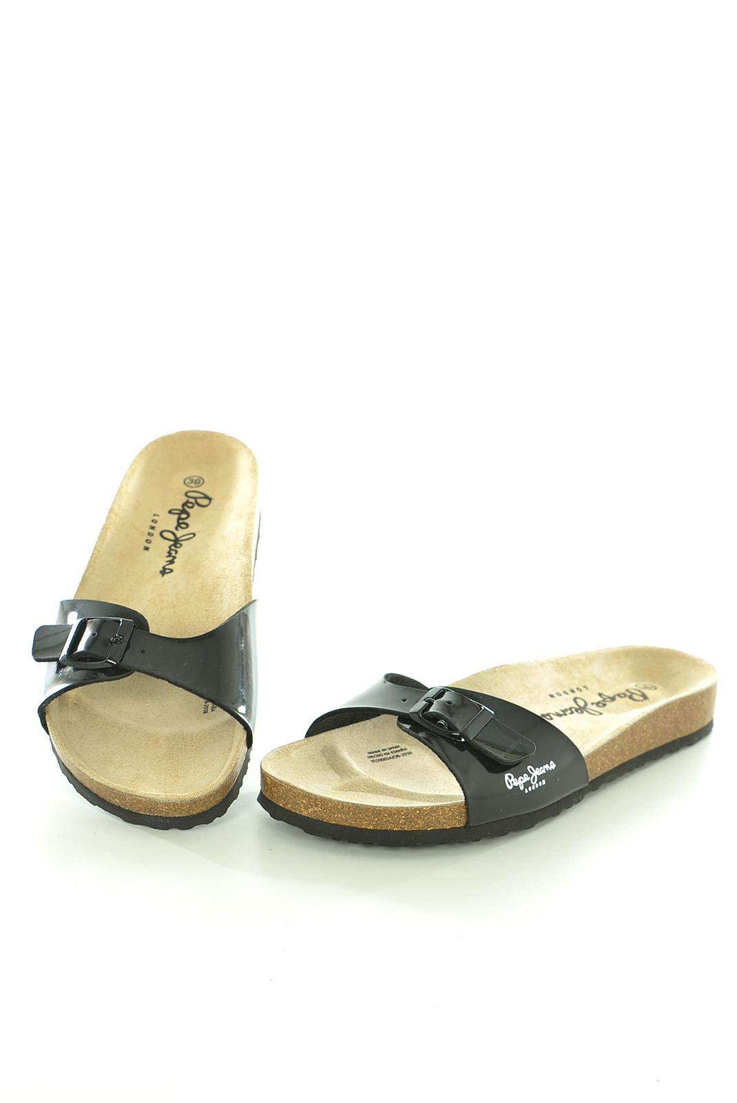 Tongs / Mules  Pepe jeans OBAN PLS90024 999 BLACK
