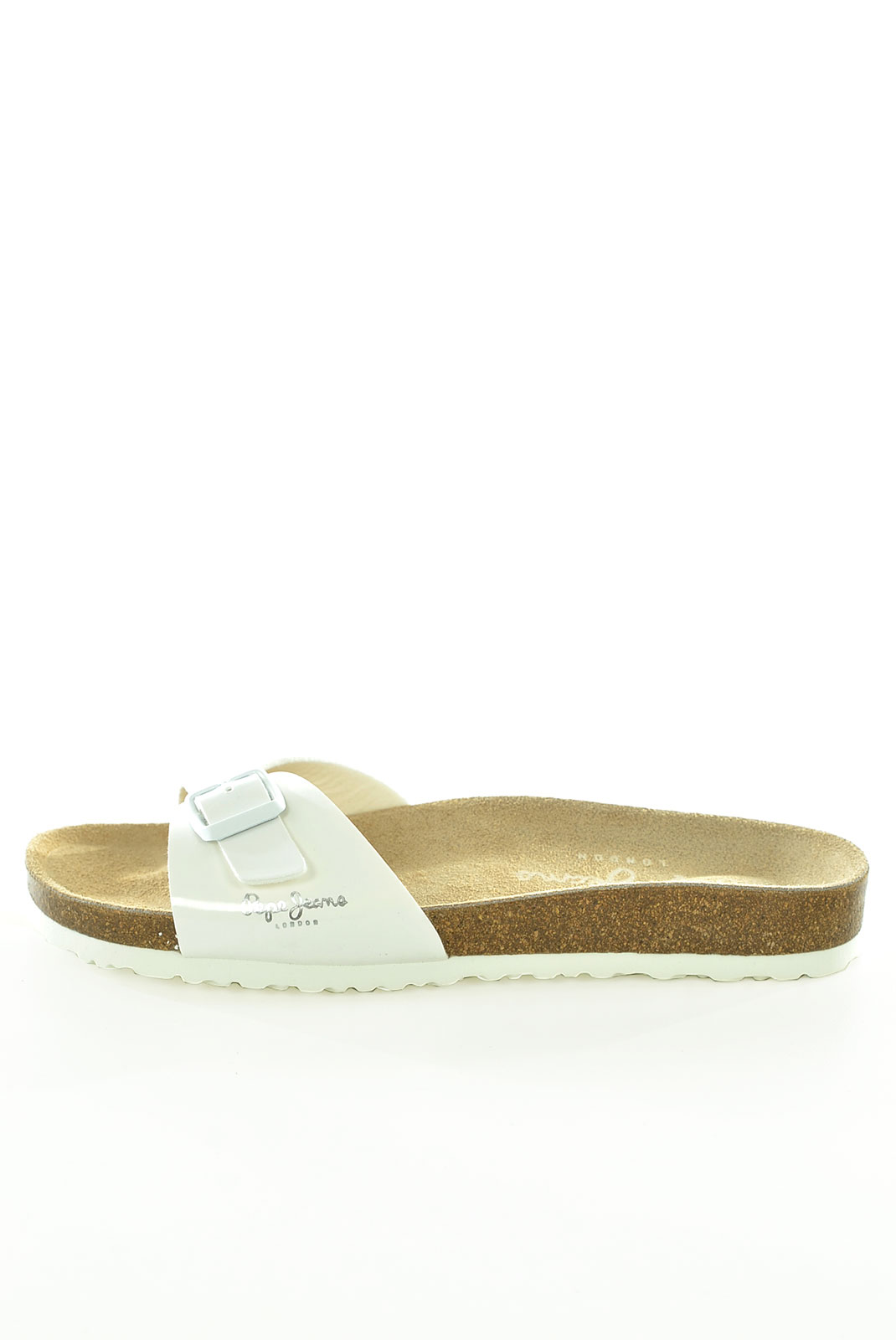 Tongs / Mules  Pepe jeans OBAN PLS90024 800 WHITE