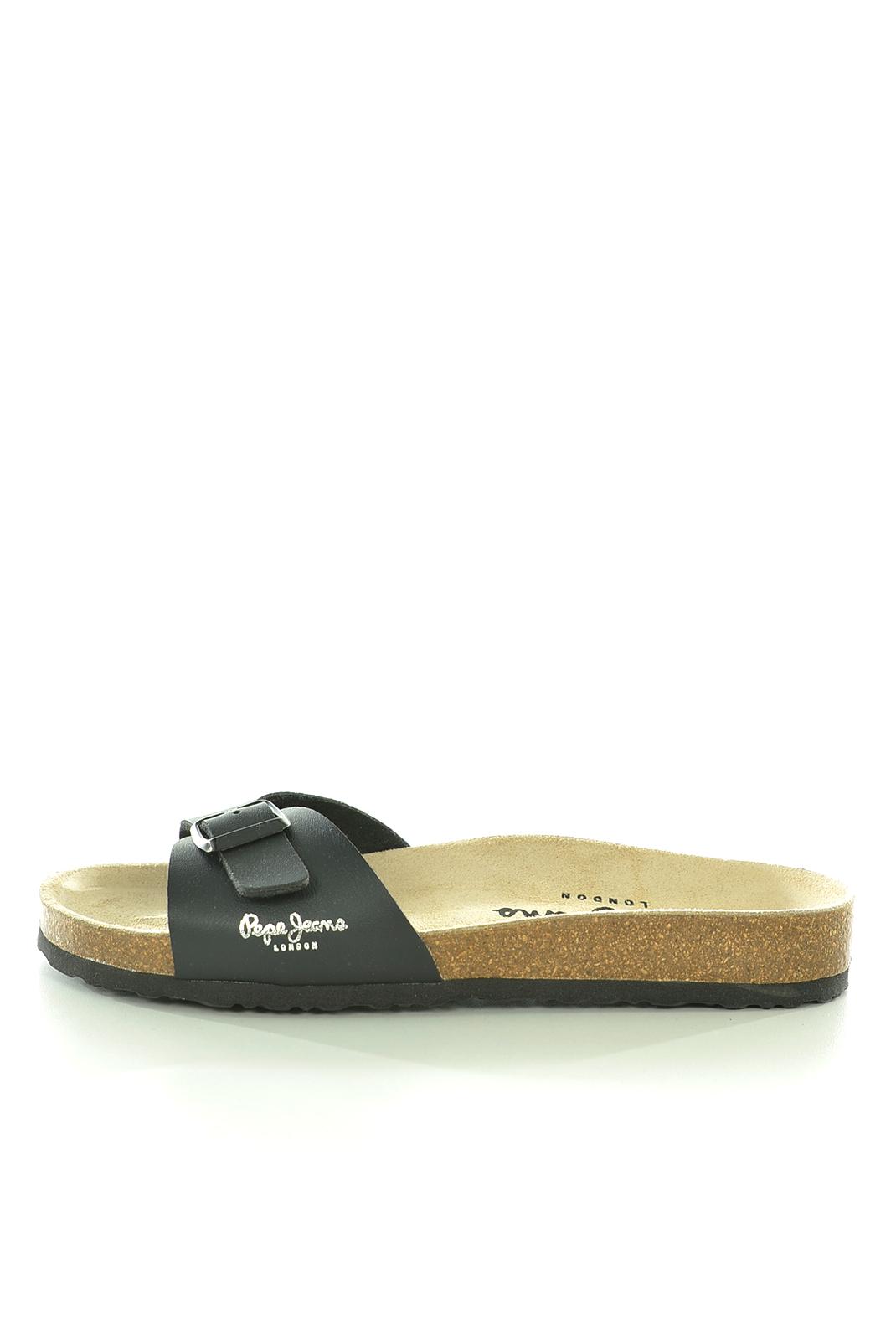 Tongs / Mules  Pepe jeans OBAN PLS90035 999 BLACK