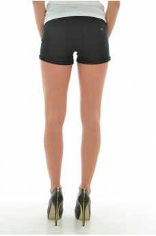 FEMME ONLY: NYNNE SOLID SHORTS