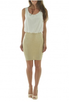 FEMME ONLY: LILIAN S/L DRESS