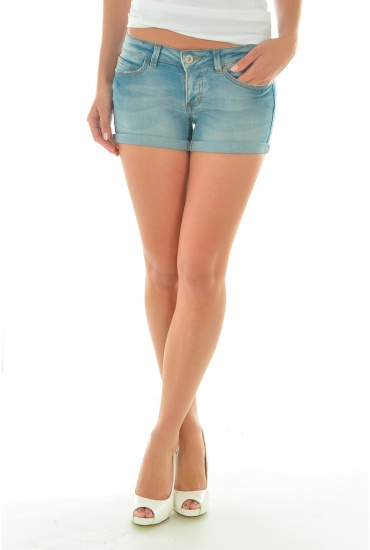 FEMME ONLY: CARRIE LOW DNM SHORTS BJ