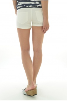 ONLY: NYNNE SOLID SHORTS PNT