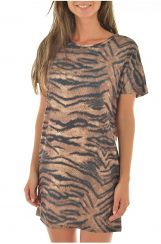 WILD DRESS FF 49 - FEMME VERO MODA