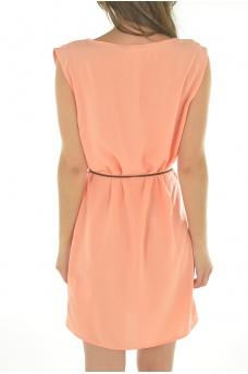 VERO MODA: AMANDA S/L SHORT DRESS MIX IT