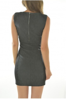ONLY: LEO S/L TIGHT DRESS