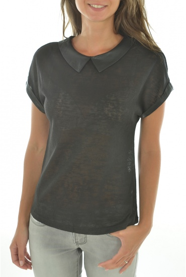 PRINCESS ROCK S/S TOP JRS - FEMME ONLY