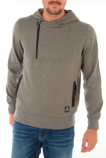 CATO SWEAT HOOD CORE - HOMME JACK AND JONES