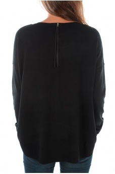 VERO MODA: GLORY AURA LS ZIPPER BLOUSE
