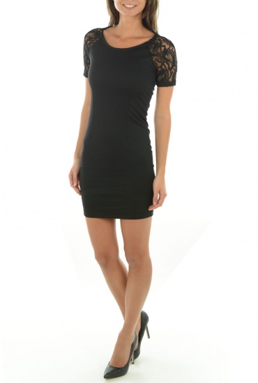 DIVA S/S DRESS JRS - FEMME ONLY